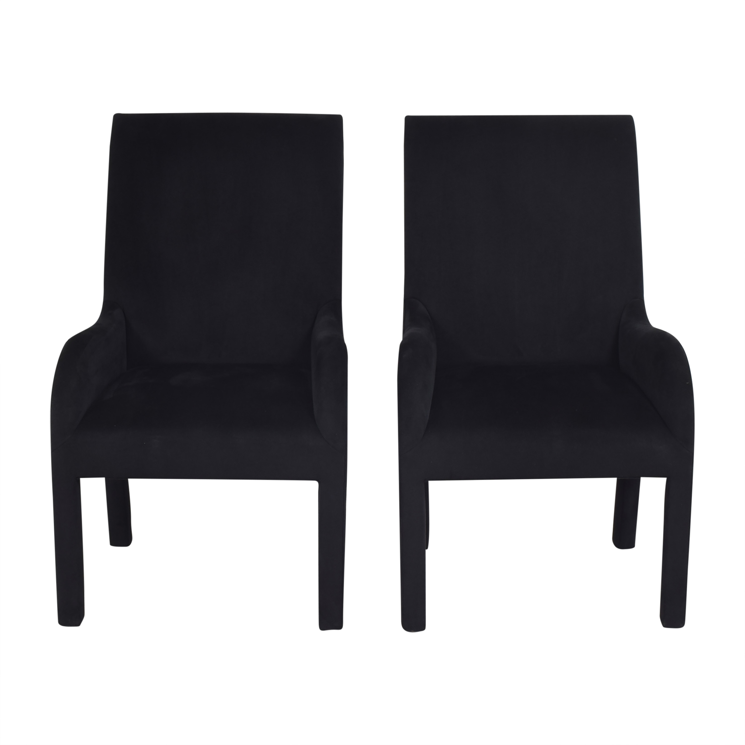 Contemporary Dining Arm Chairs nyc