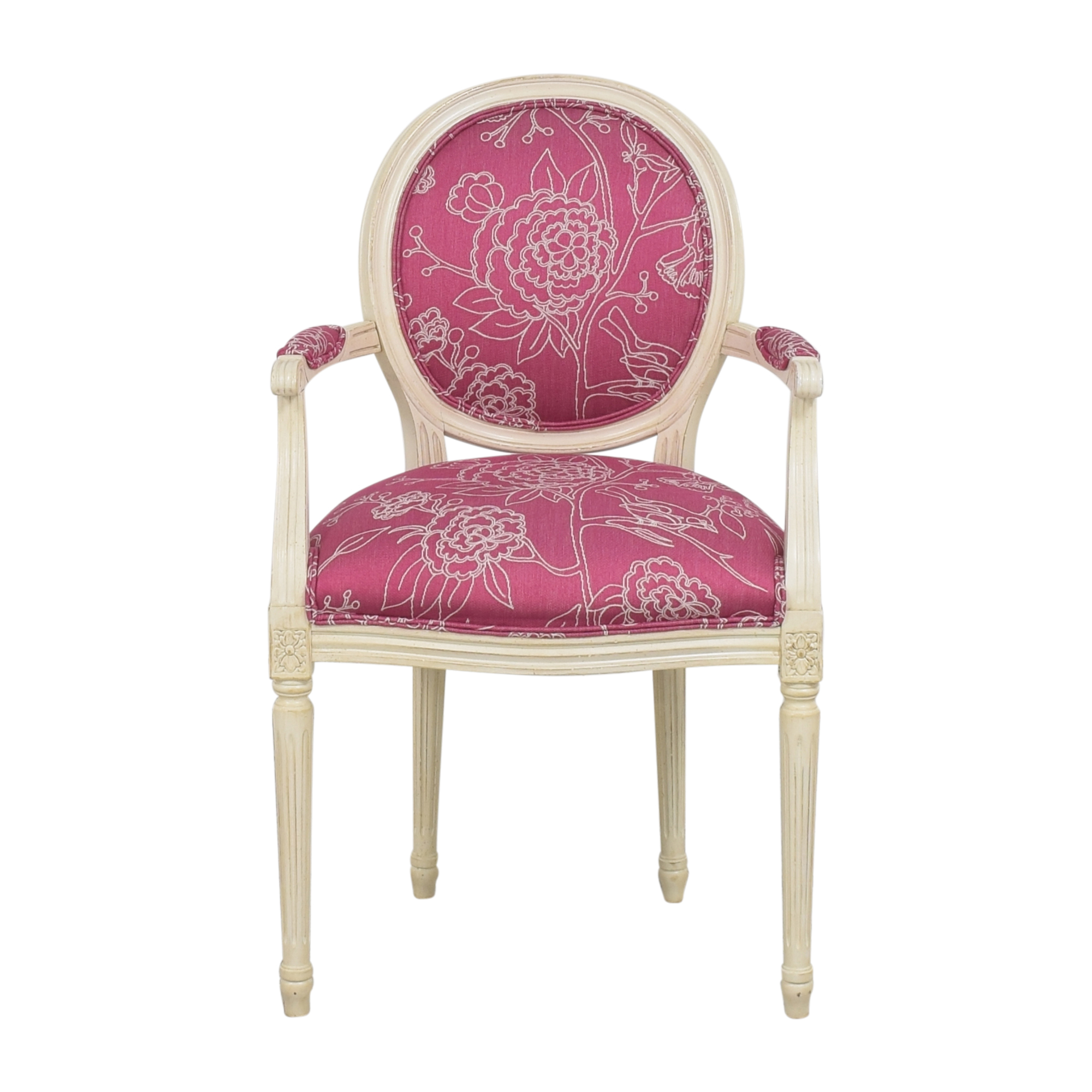 Ethan Allen Josephine Armchair / Accent Chairs