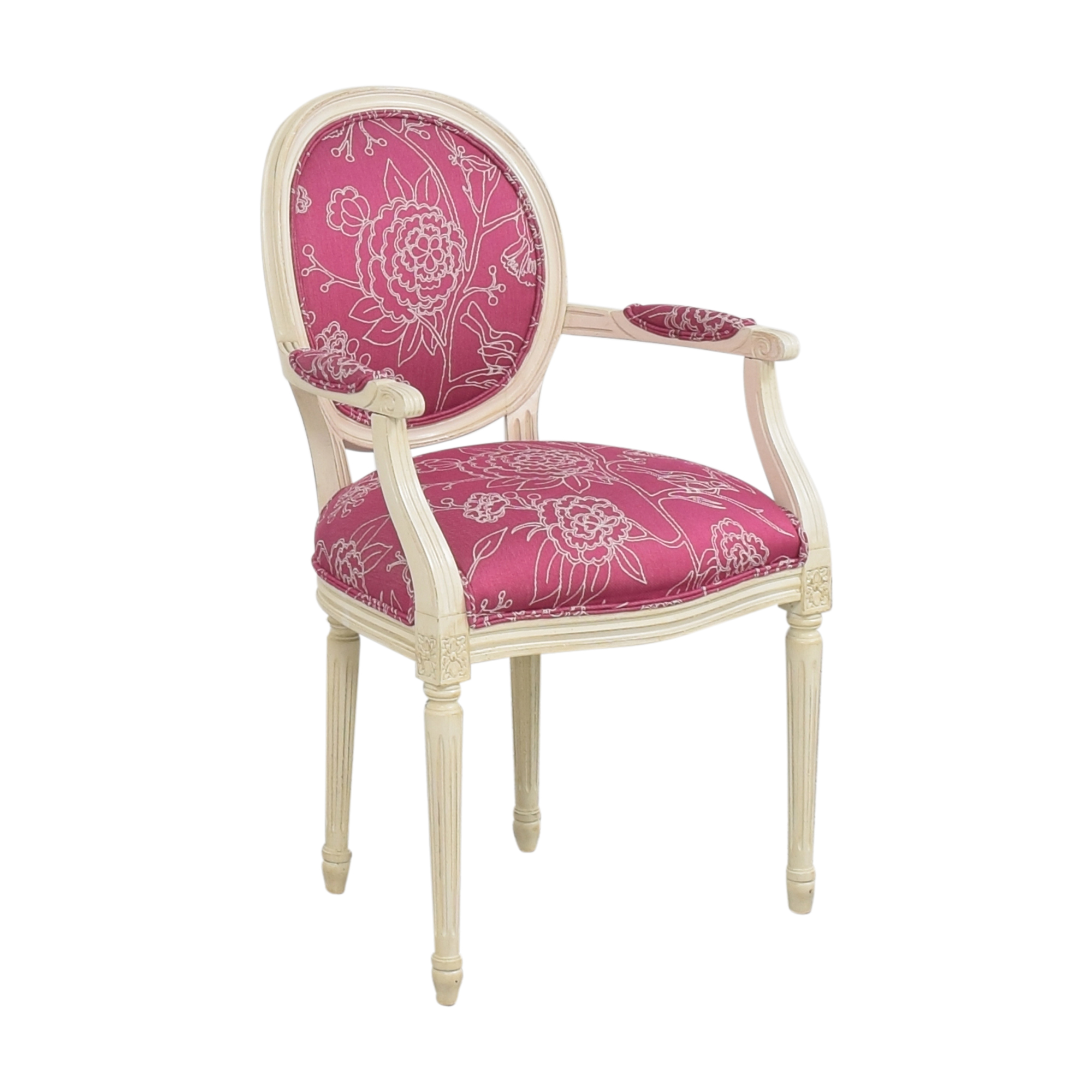 Ethan Allen Ethan Allen Josephine Armchair Accent Chairs