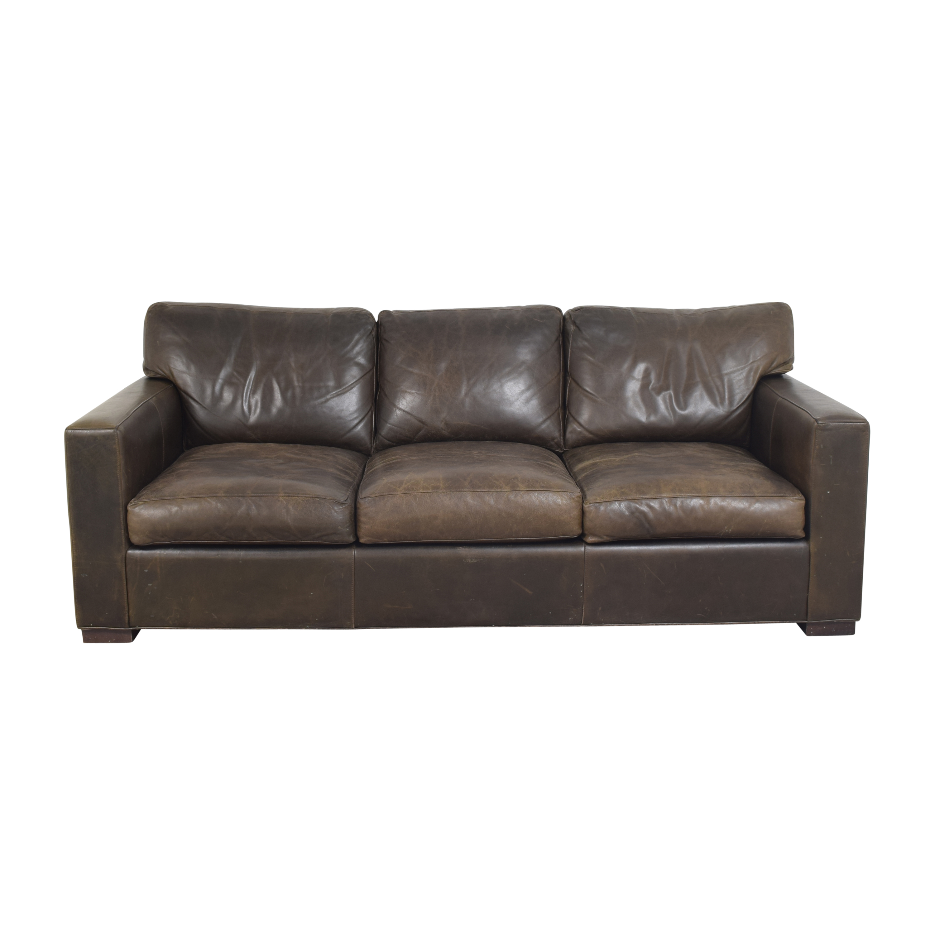 Crate & Barrel Crate & Barrel Axis II Three Seat Sofa price