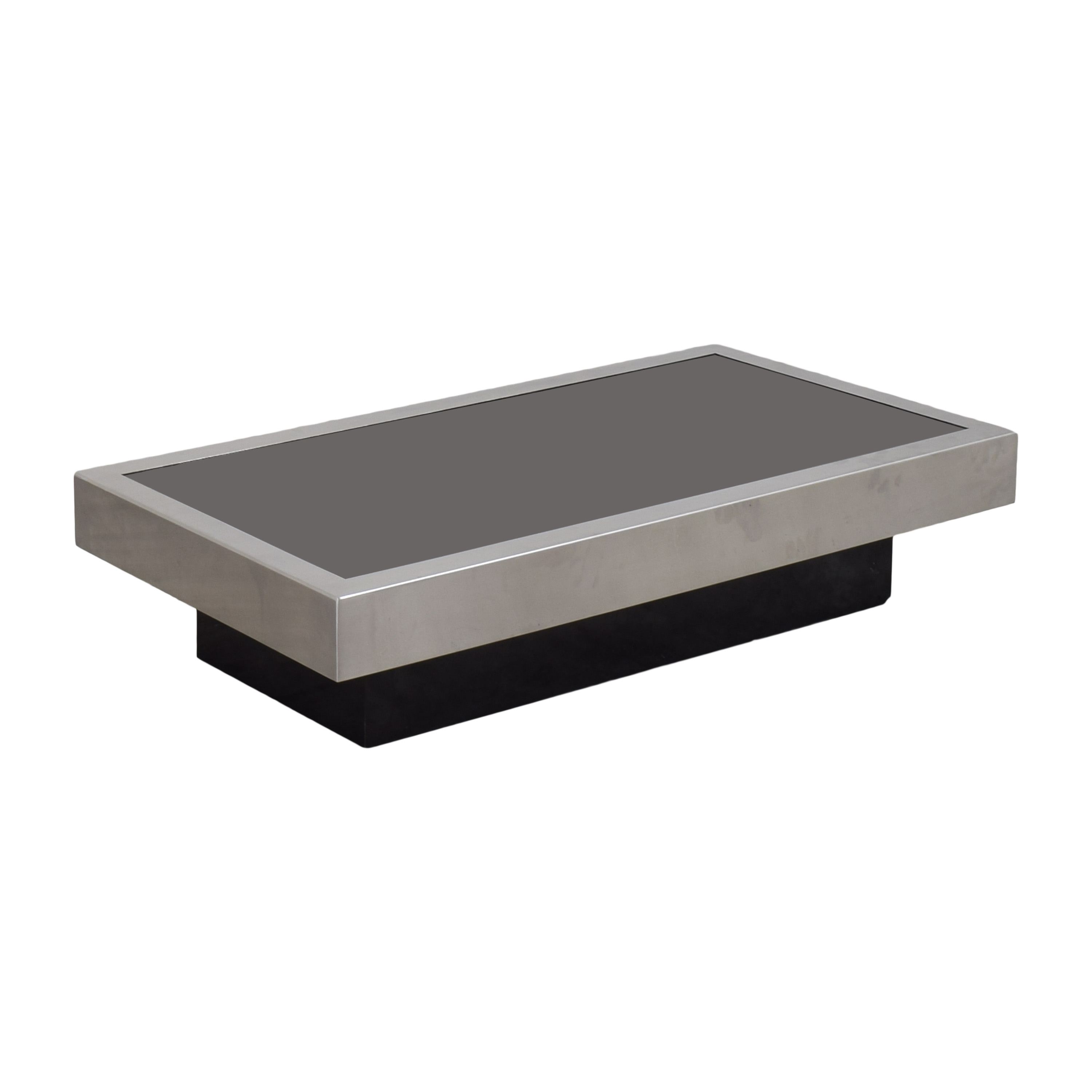 buy Cidue by Willy Rizzo Coffee Table Cidue Tables