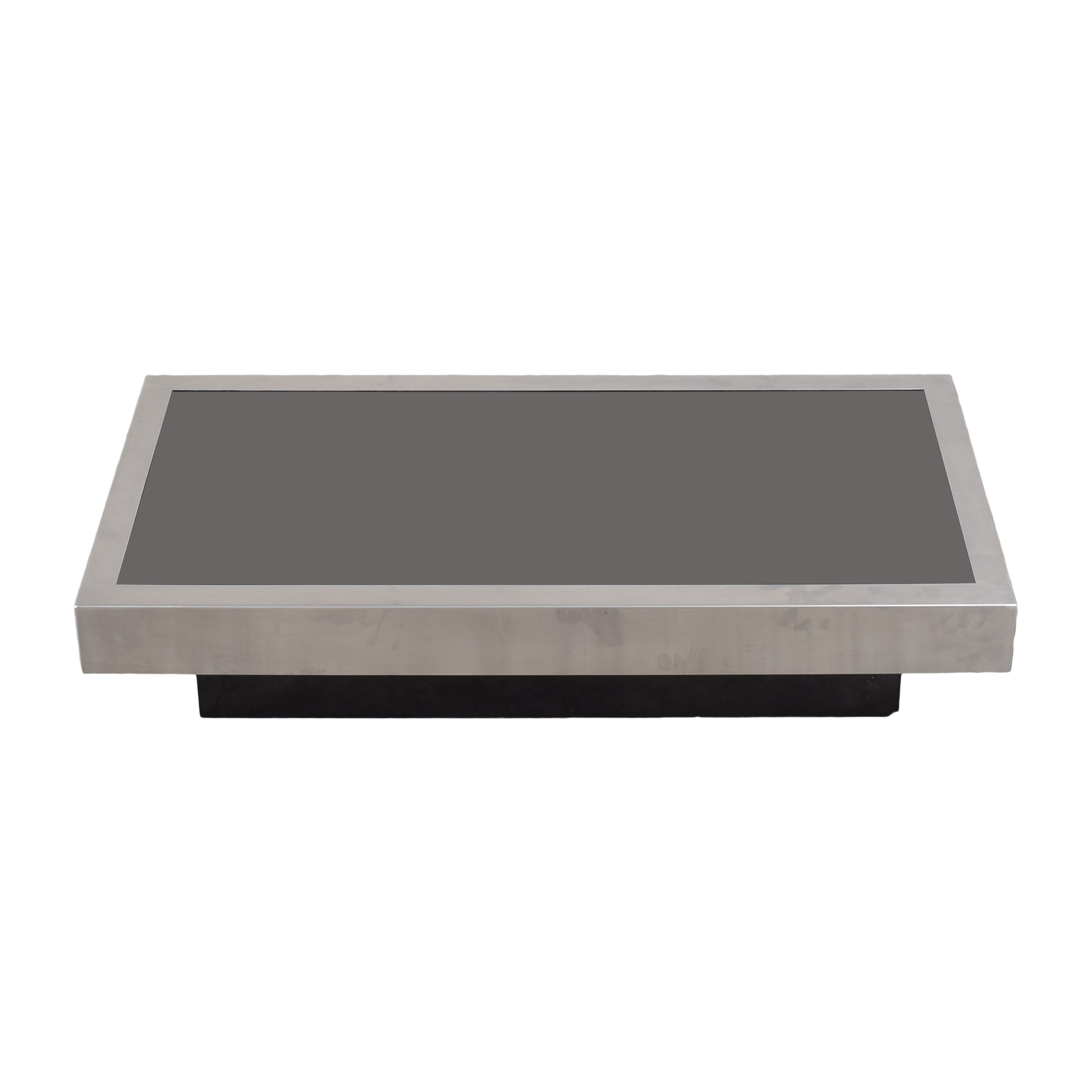 Cidue by Willy Rizzo Coffee Table sale