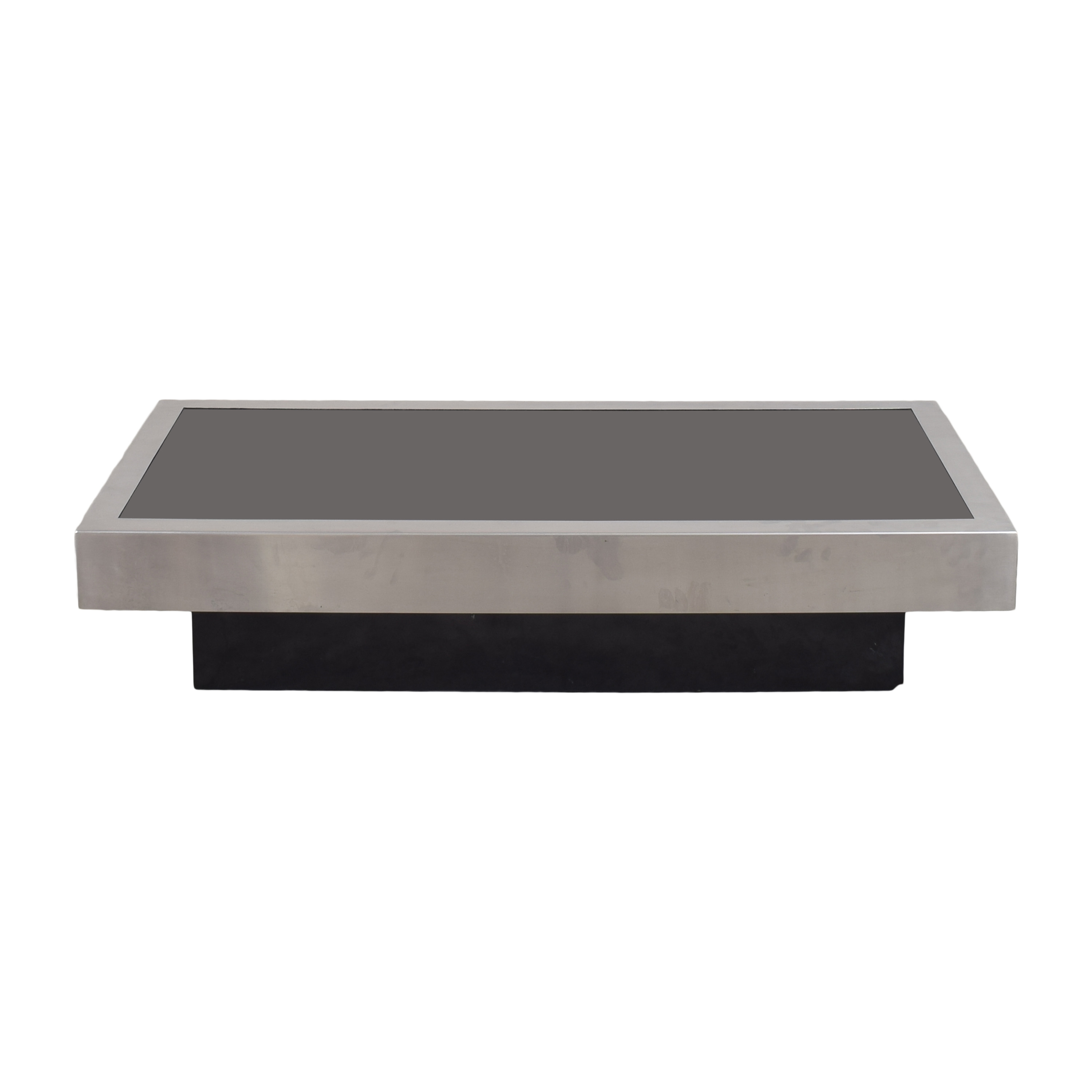 Cidue Cidue by Willy Rizzo Coffee Table for sale