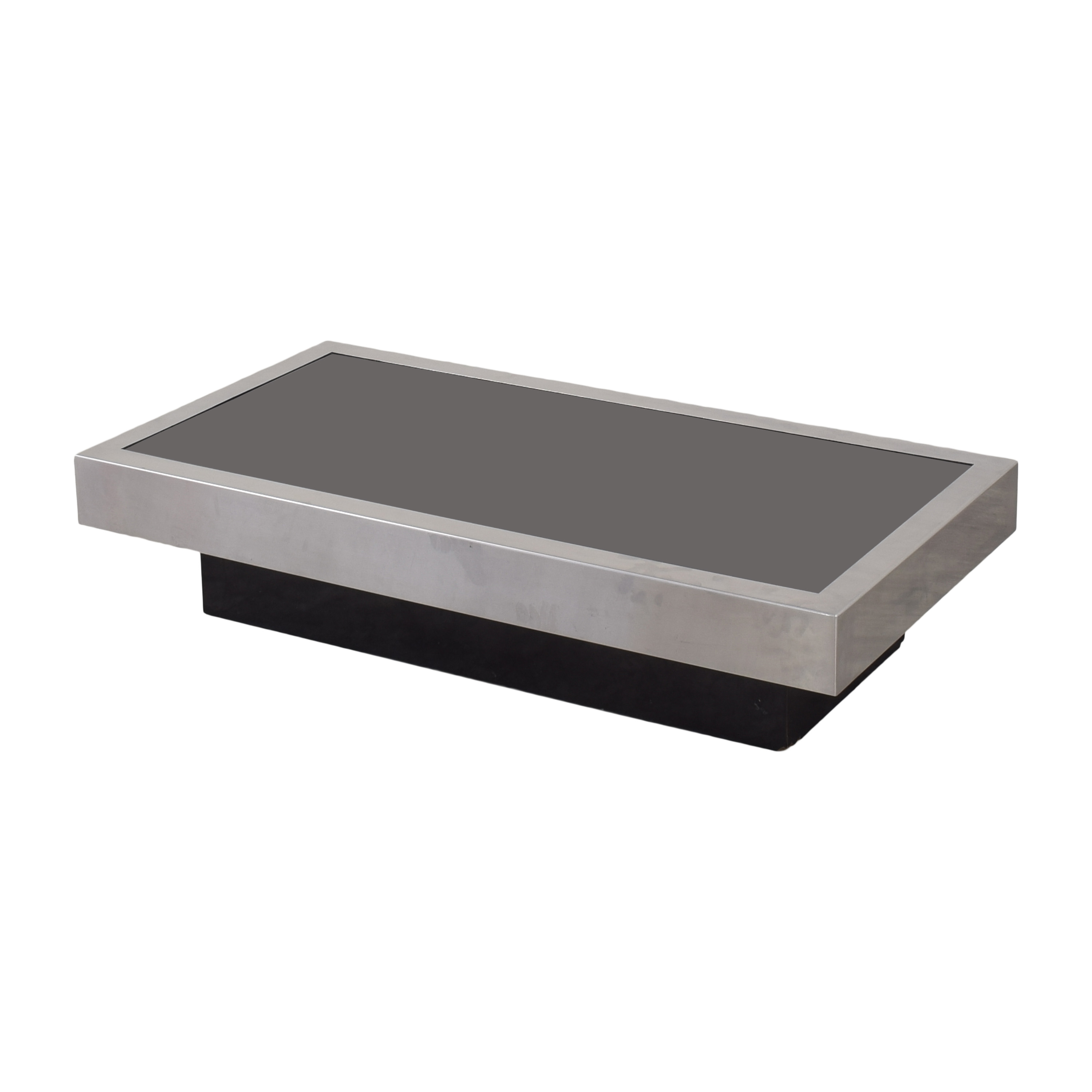 Cidue Cidue by Willy Rizzo Coffee Table on sale