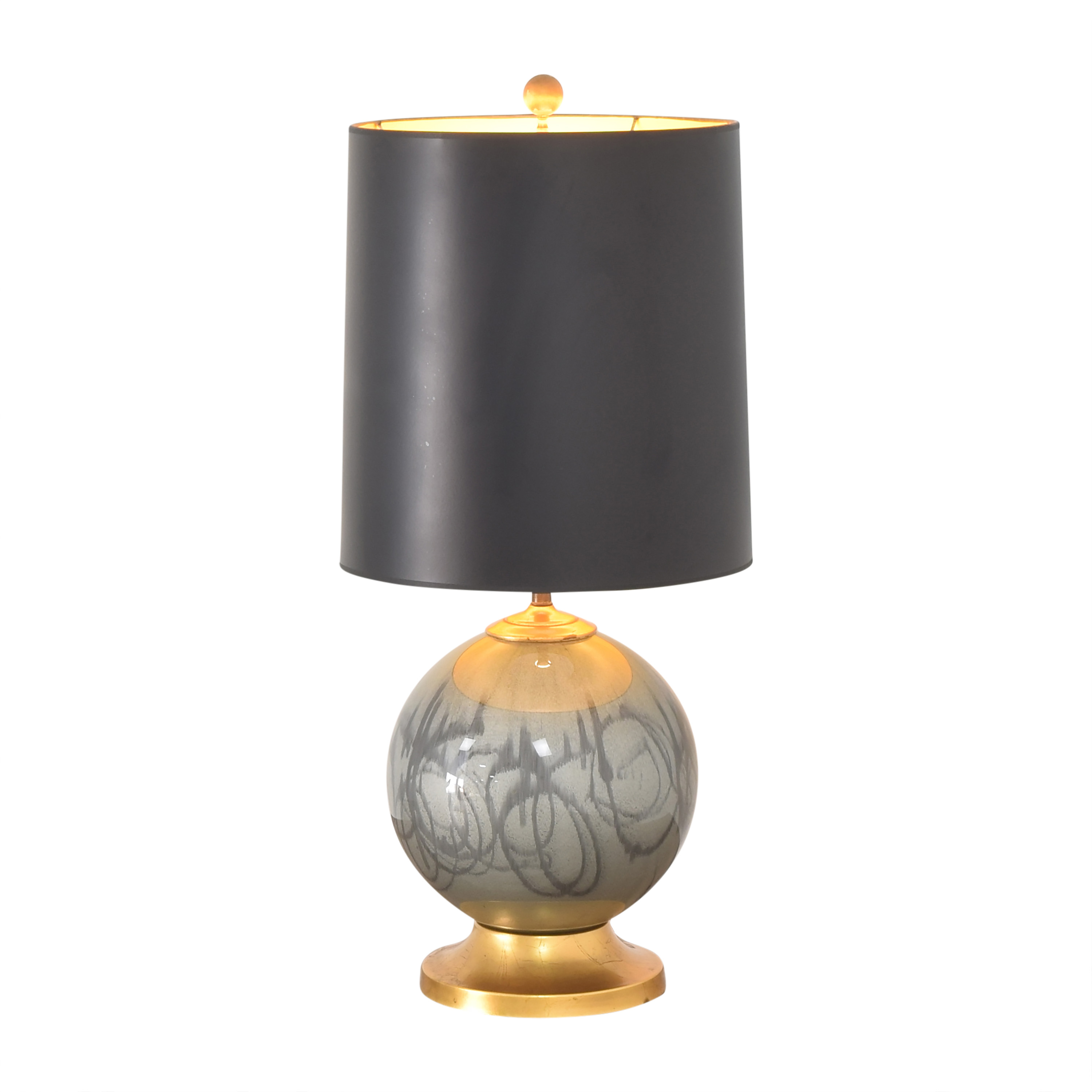 Round Base Table Lamp ct
