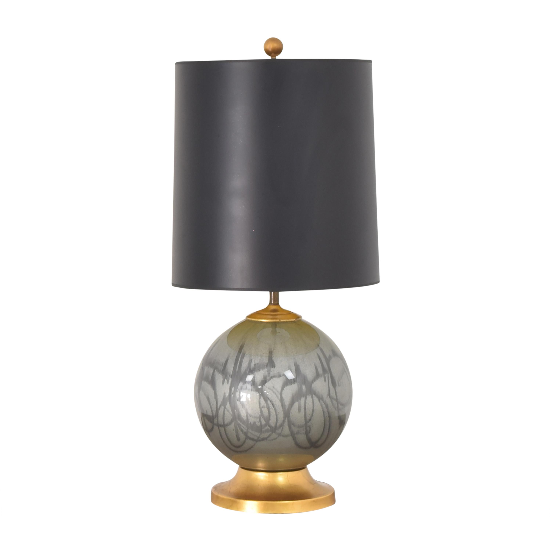 Round Base Table Lamp