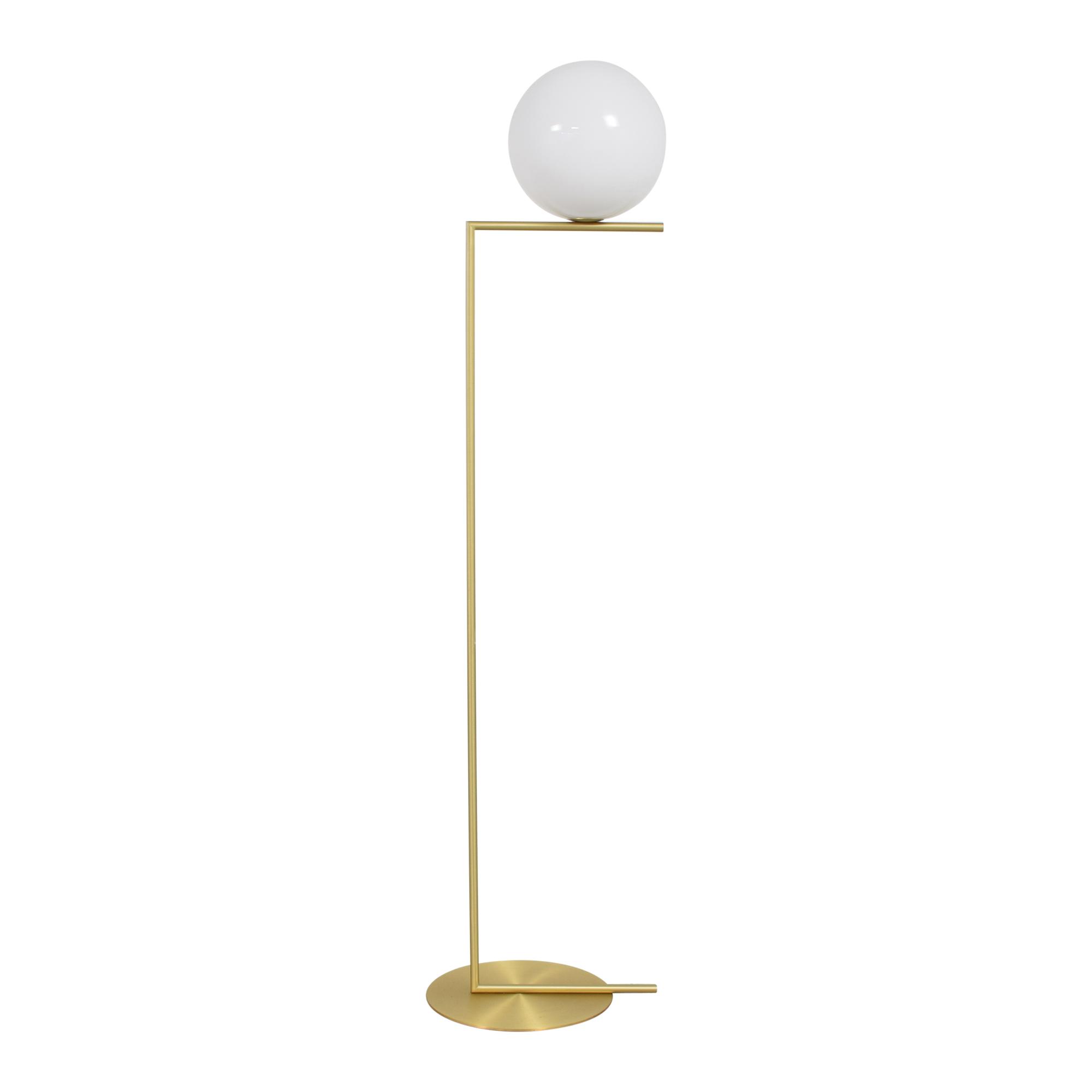Modern Ball Floor Lamp discount