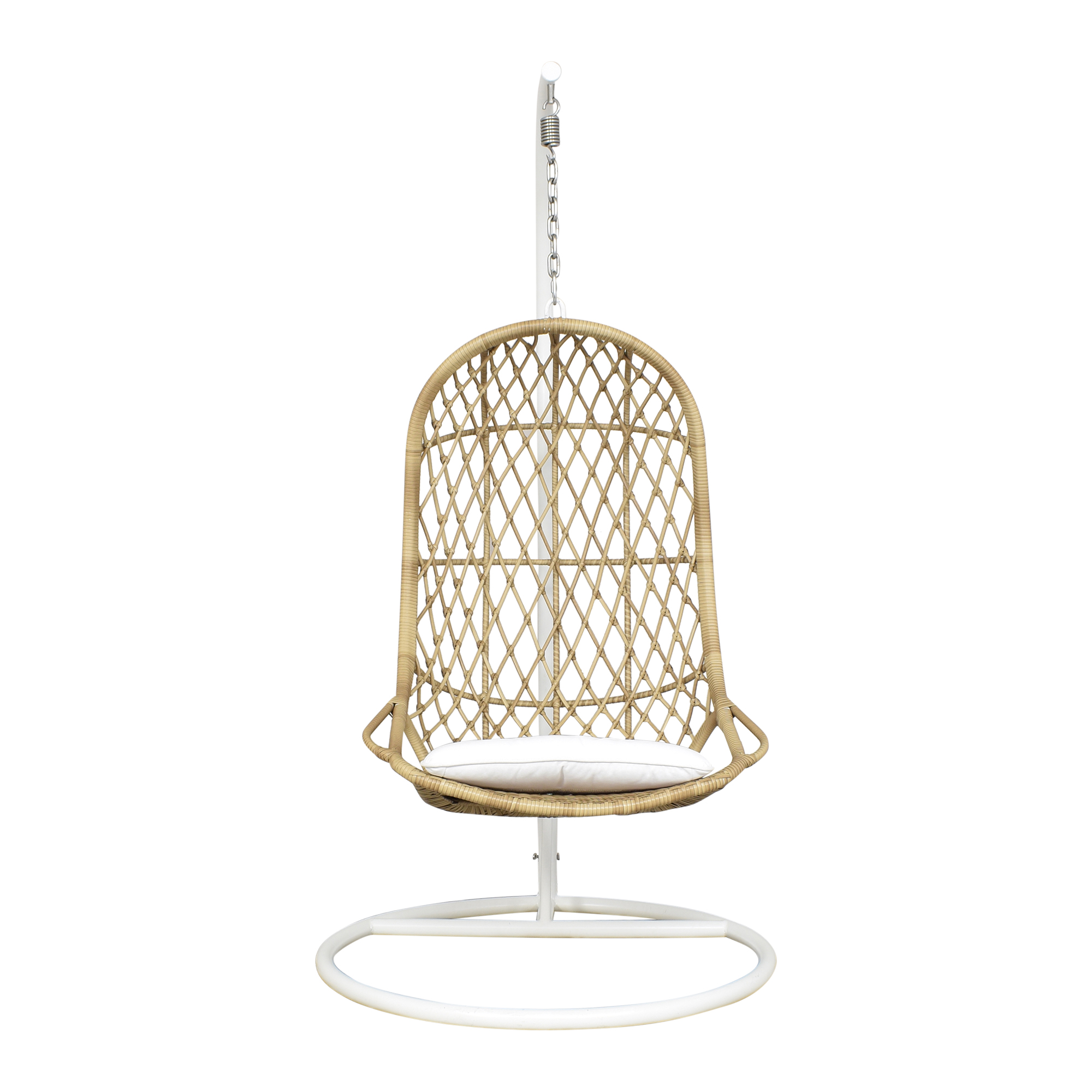 buy Serena & Lily Capistrano Hanging Chair & Stand Serena & Lily