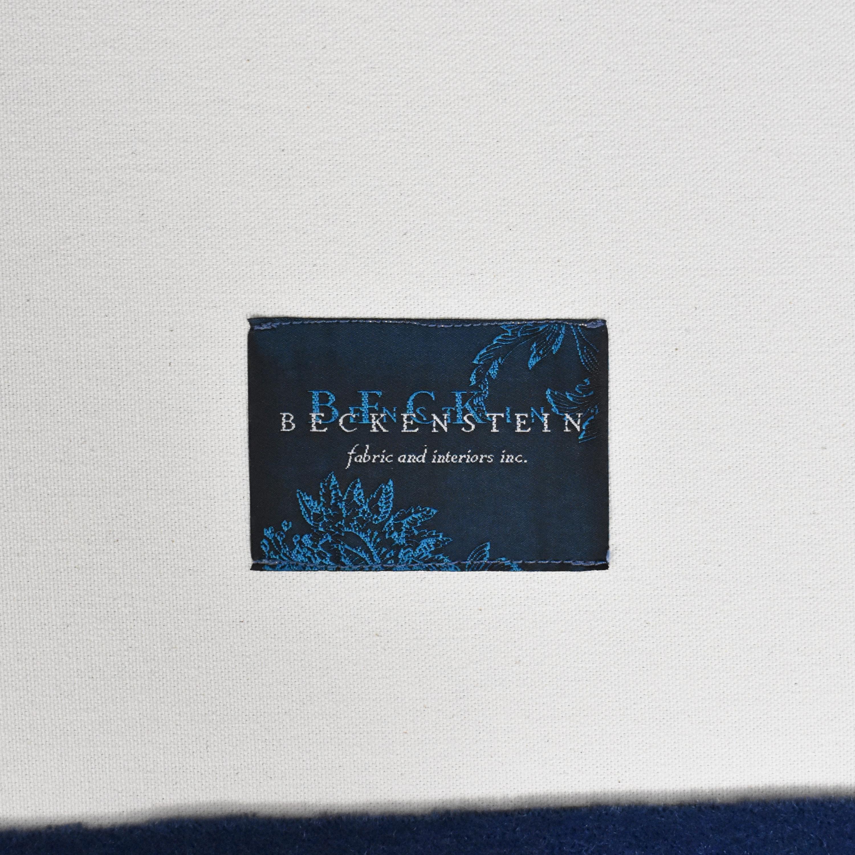 Beckenstein Beckenstein Slope Arm Sofa for sale