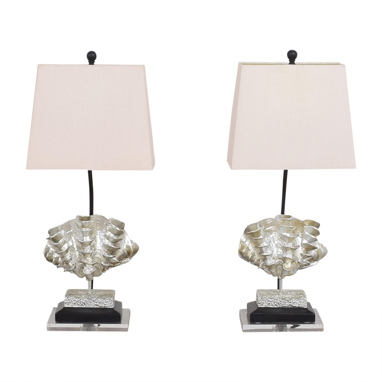 Safavieh Safavieh Shell Lamps nyc