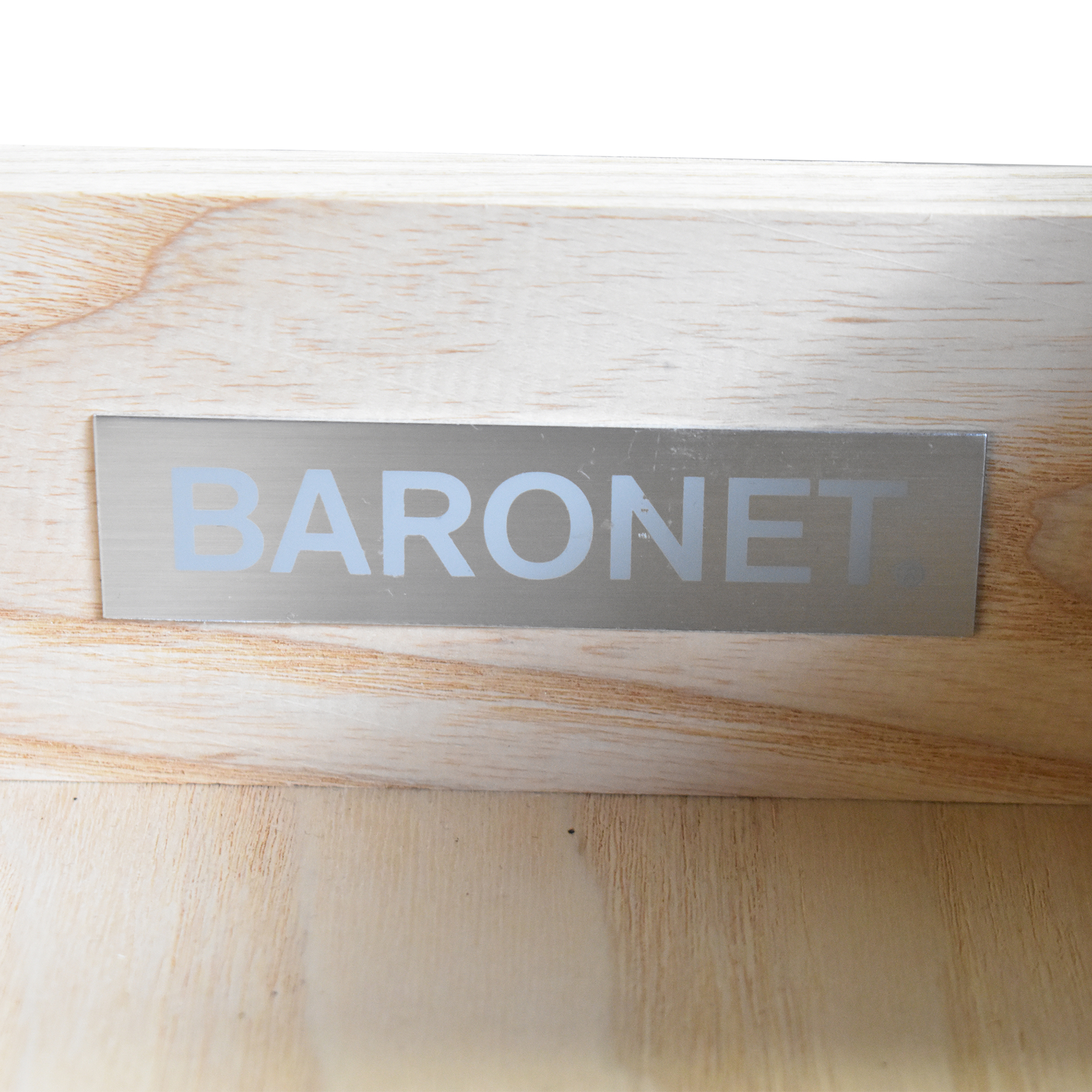 Baronet Baronet Single Drawer Nightstand dimensions