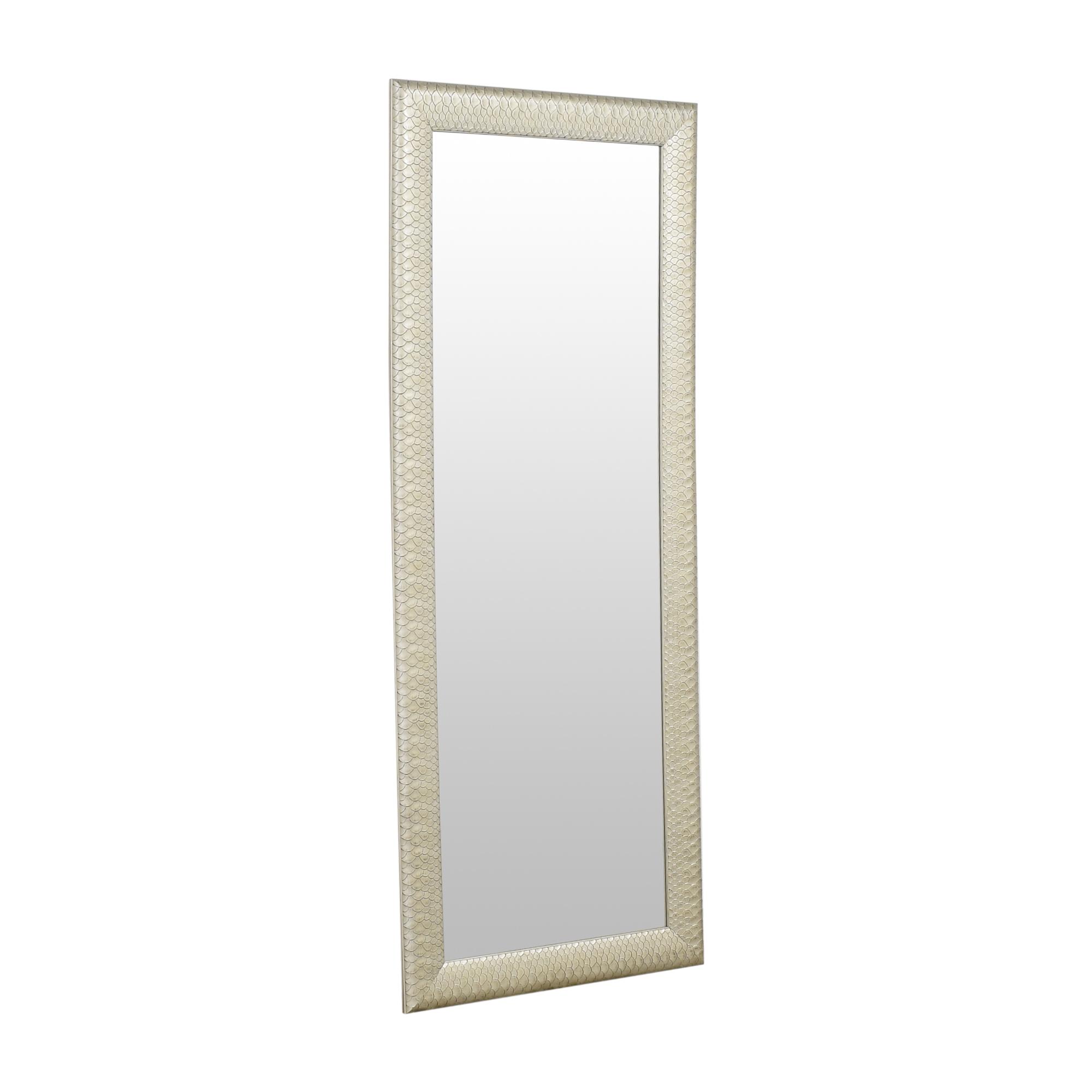 buy Wayfair Tall Framed Mirror Wayfair Decor