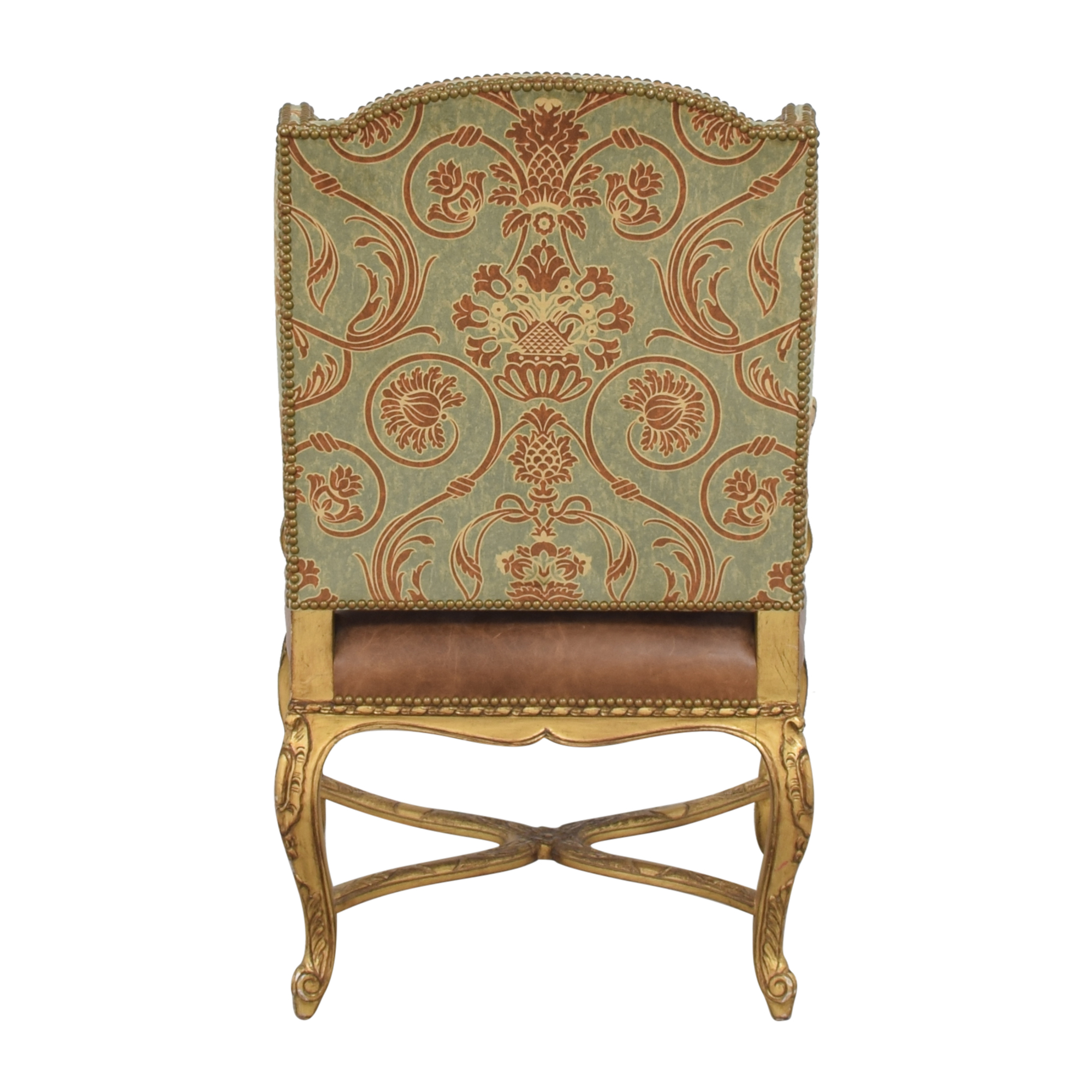 French-Style Wing Back Arm Chair coupon