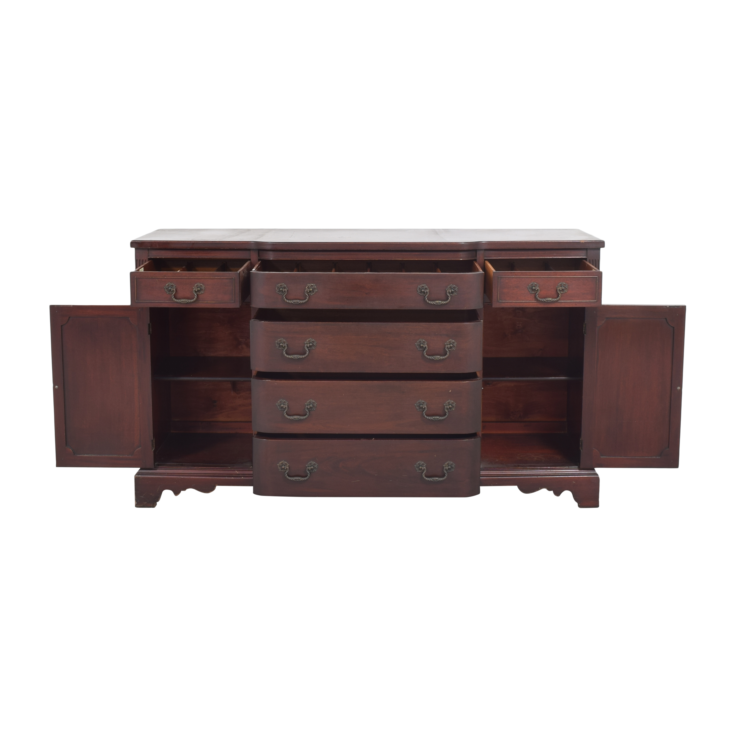 buy Georgetown Galleries by Ritter Sideboard Buffet Ritter Cabinets & Sideboards