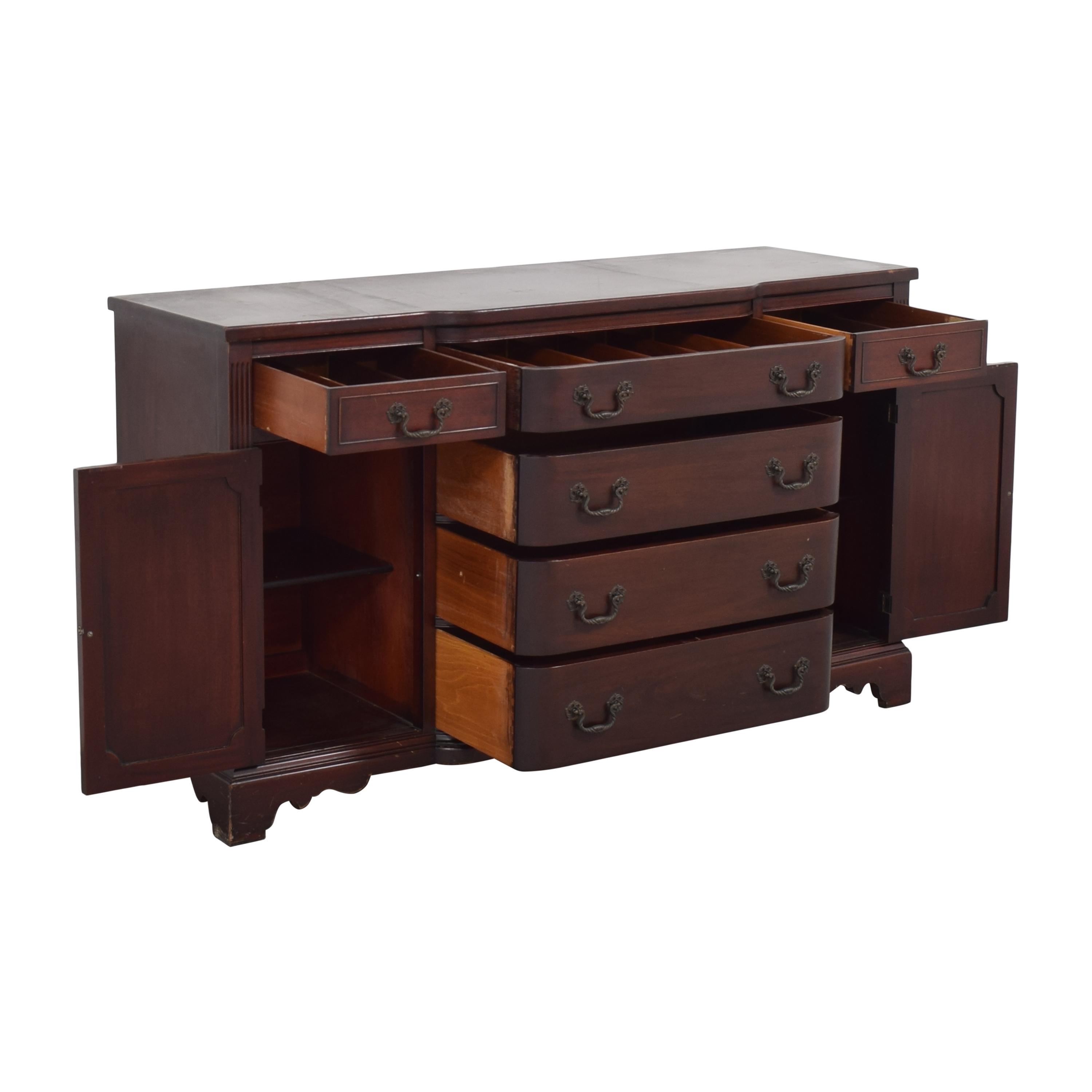 Ritter Georgetown Galleries by Ritter Sideboard Buffet dimensions