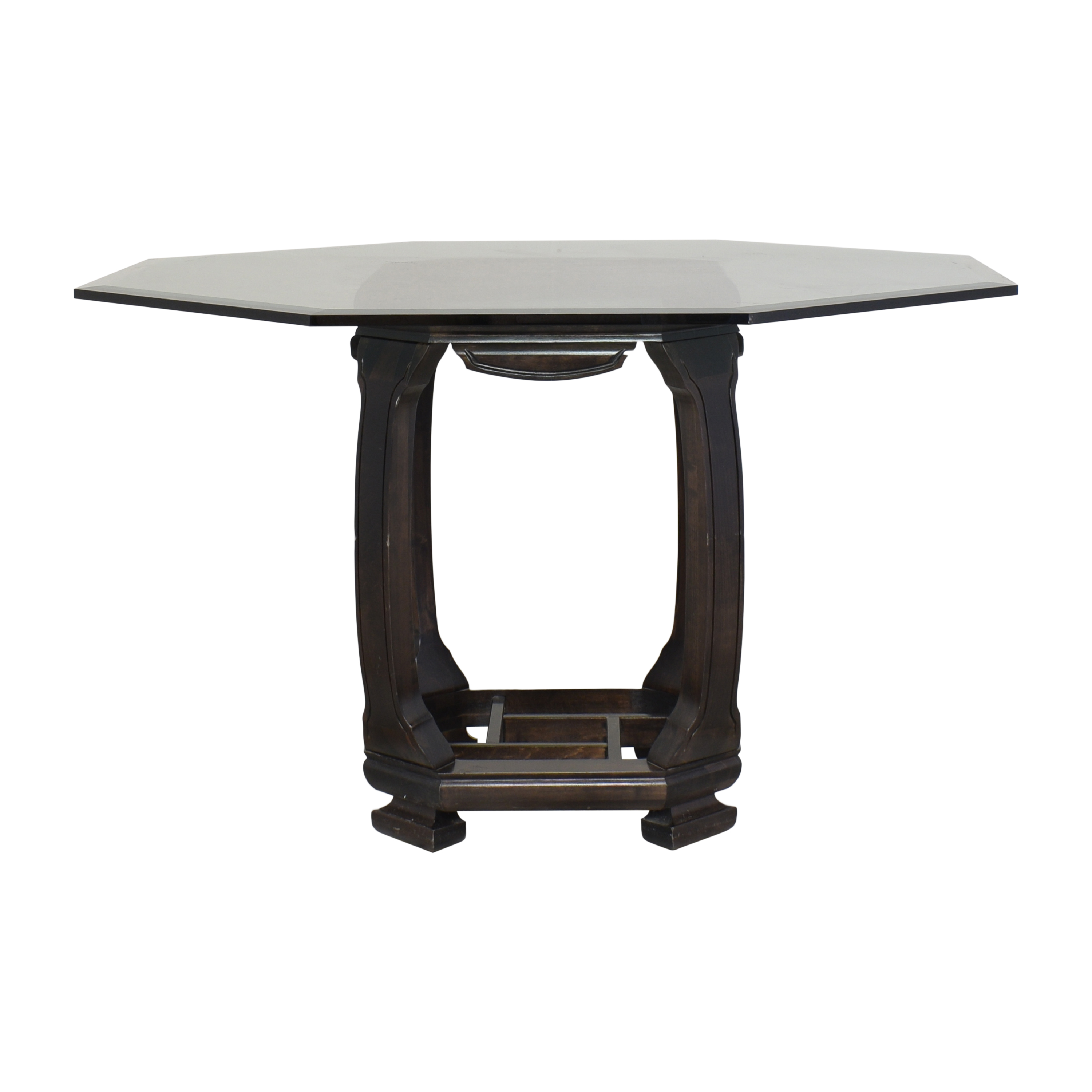 Octagonal Top Dining Table