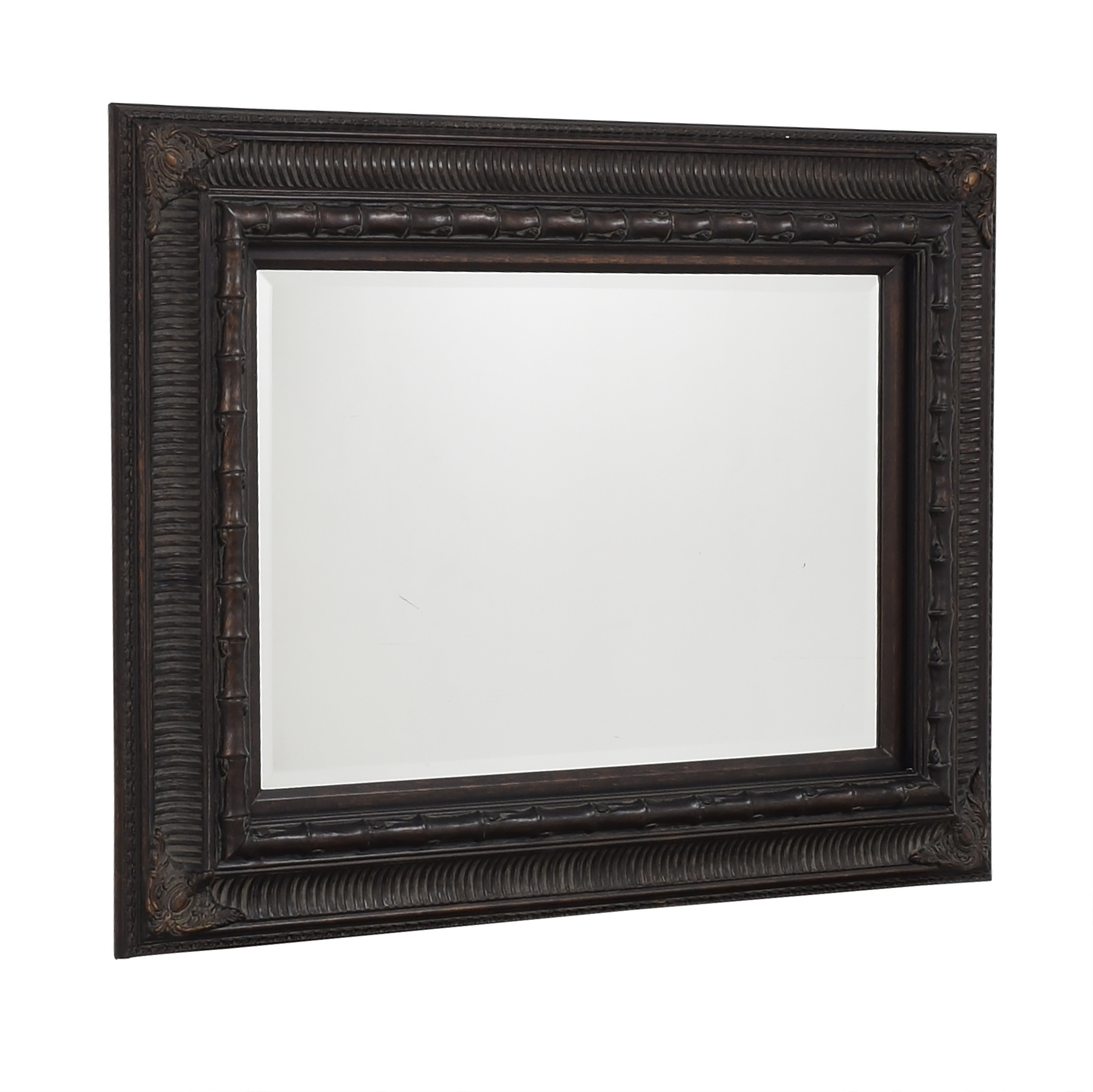 Craved Frame Wall Mirror