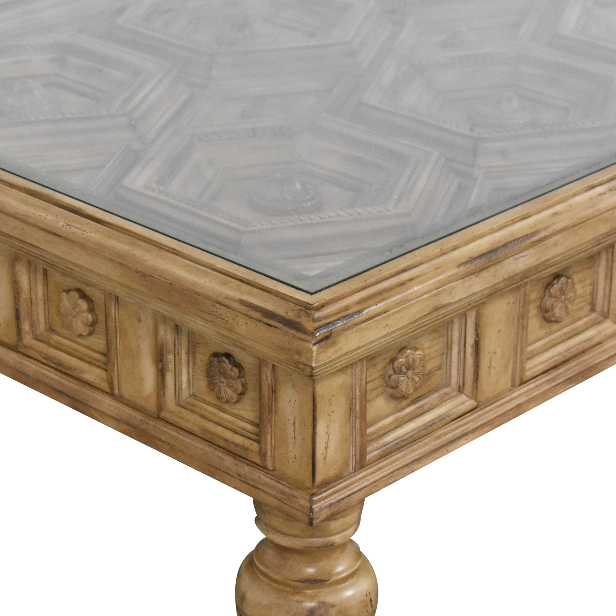 buy Carved Coffee Table  Coffee Tables