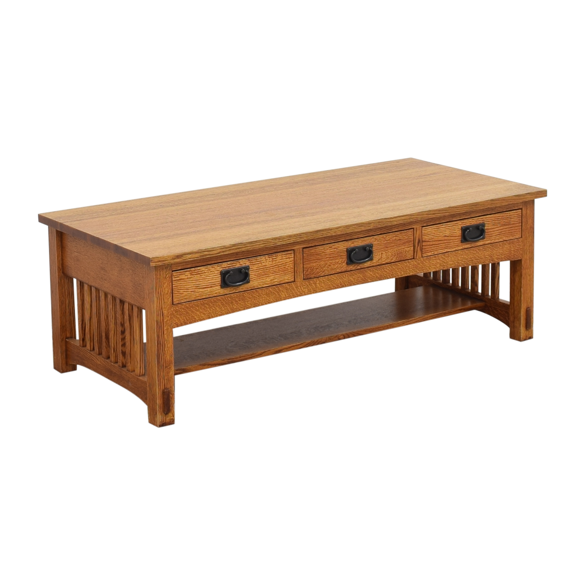 shop Royal Craftsman Mission Coffee Table Royal Craftsman Coffee Tables