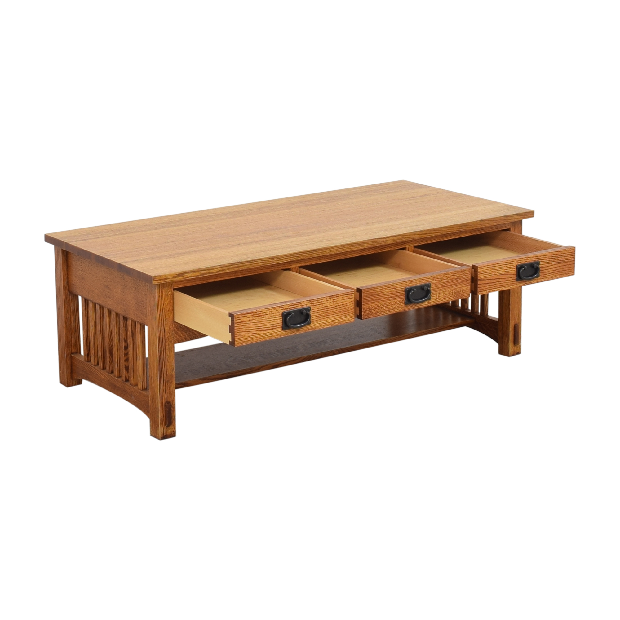shop Royal Craftsman Mission Coffee Table Royal Craftsman Tables