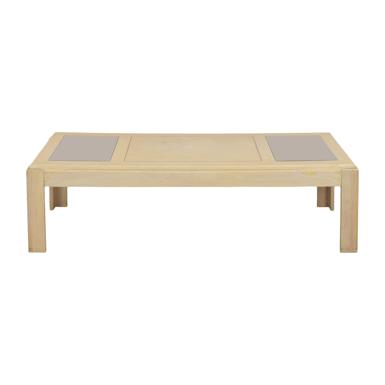 Rectangular Coffee Table beige