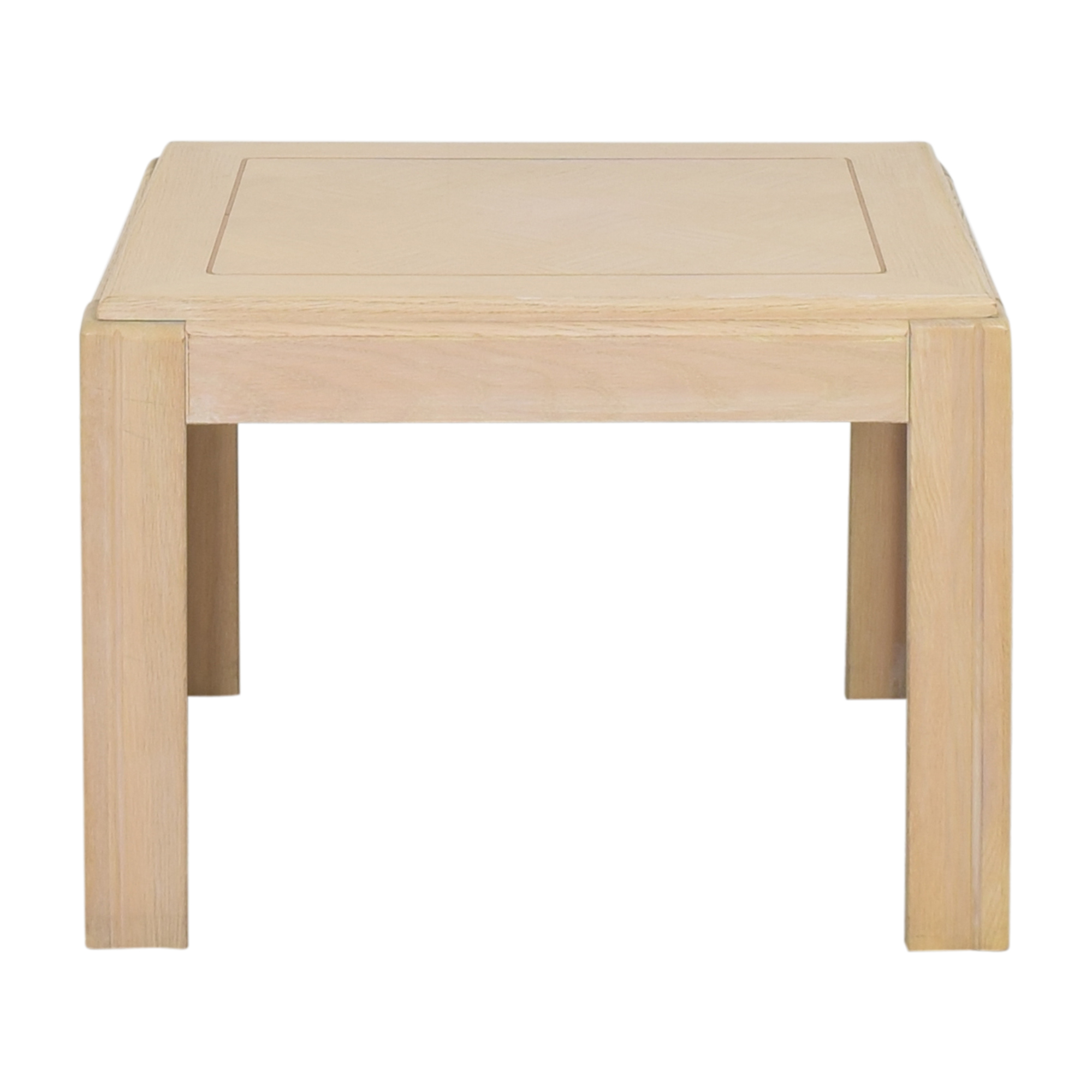 Rectangular End Table ma