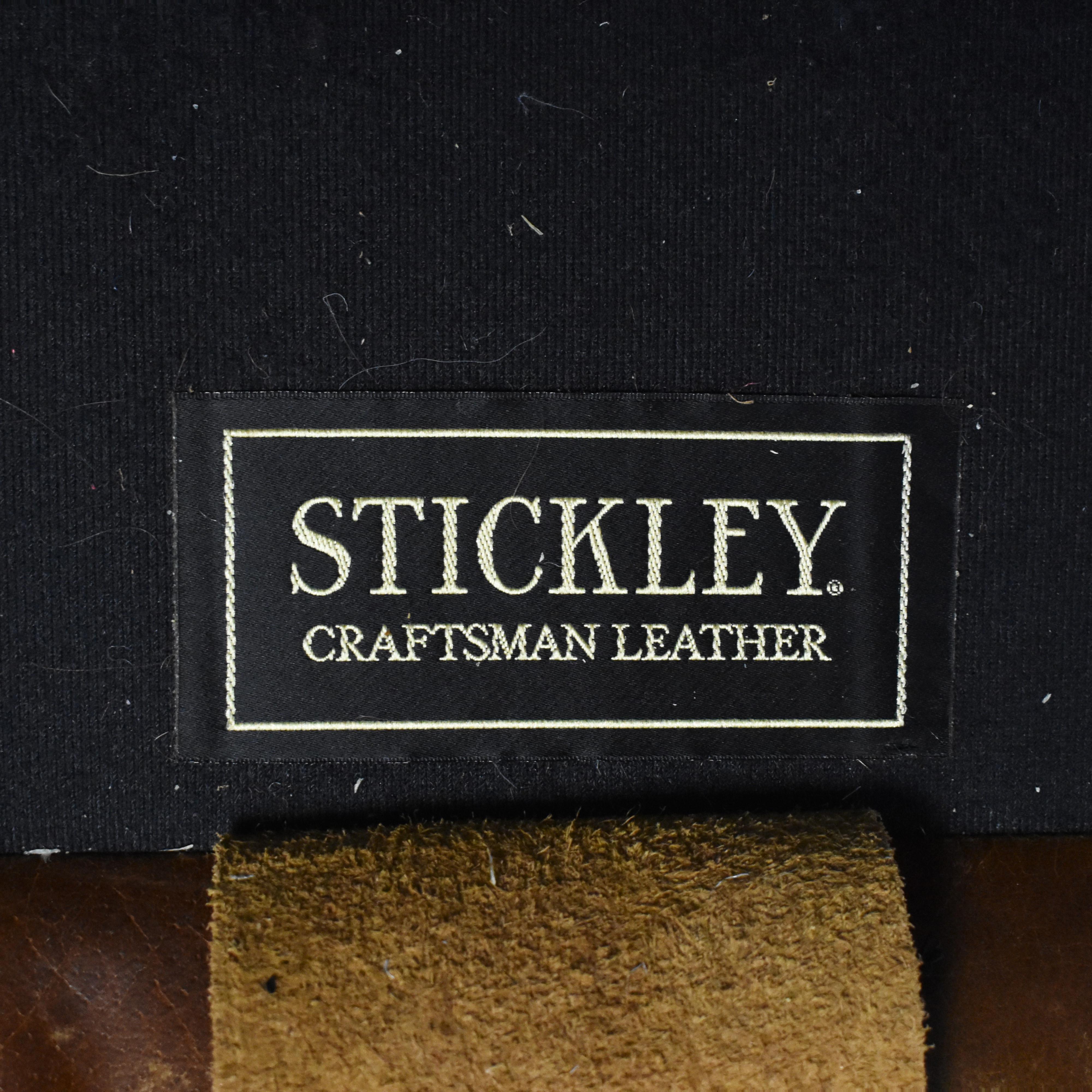Stickley Furniture Two Cushion Modern Sofa / Classic Sofas