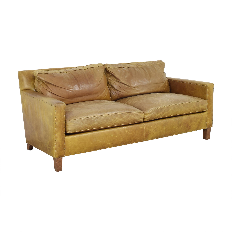Stickley Furniture Stickley Furniture Two Cushion Modern Sofa
