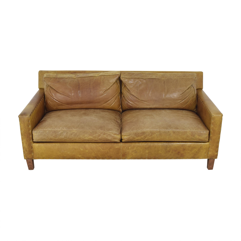 Stickley Furniture Stickley Furniture Two Cushion Modern Sofa coupon