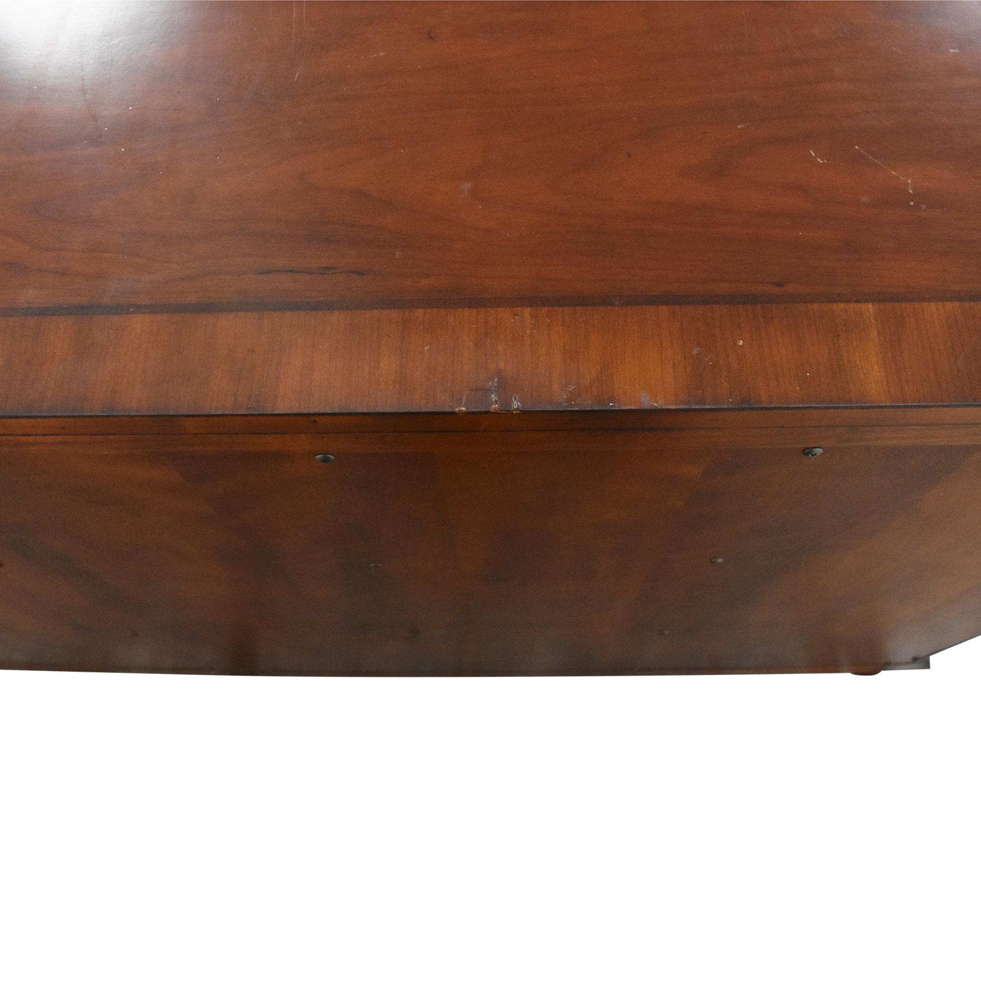 Ethan Allen Ethan Allen Marco Serpentine Dresser for sale