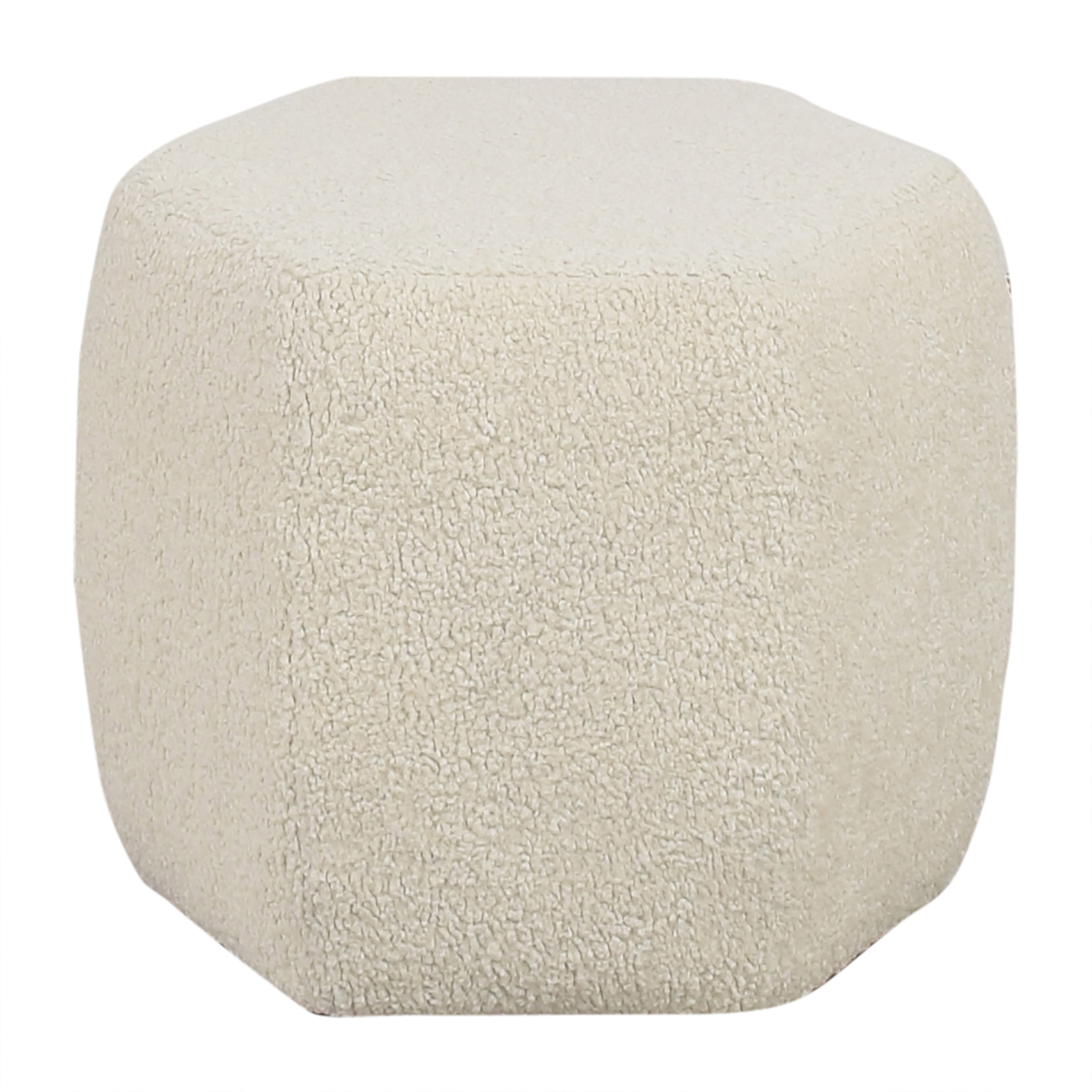 buy ABC Carpet & Home Joe's Hex Ottoman ABC Carpet & Home Chairs