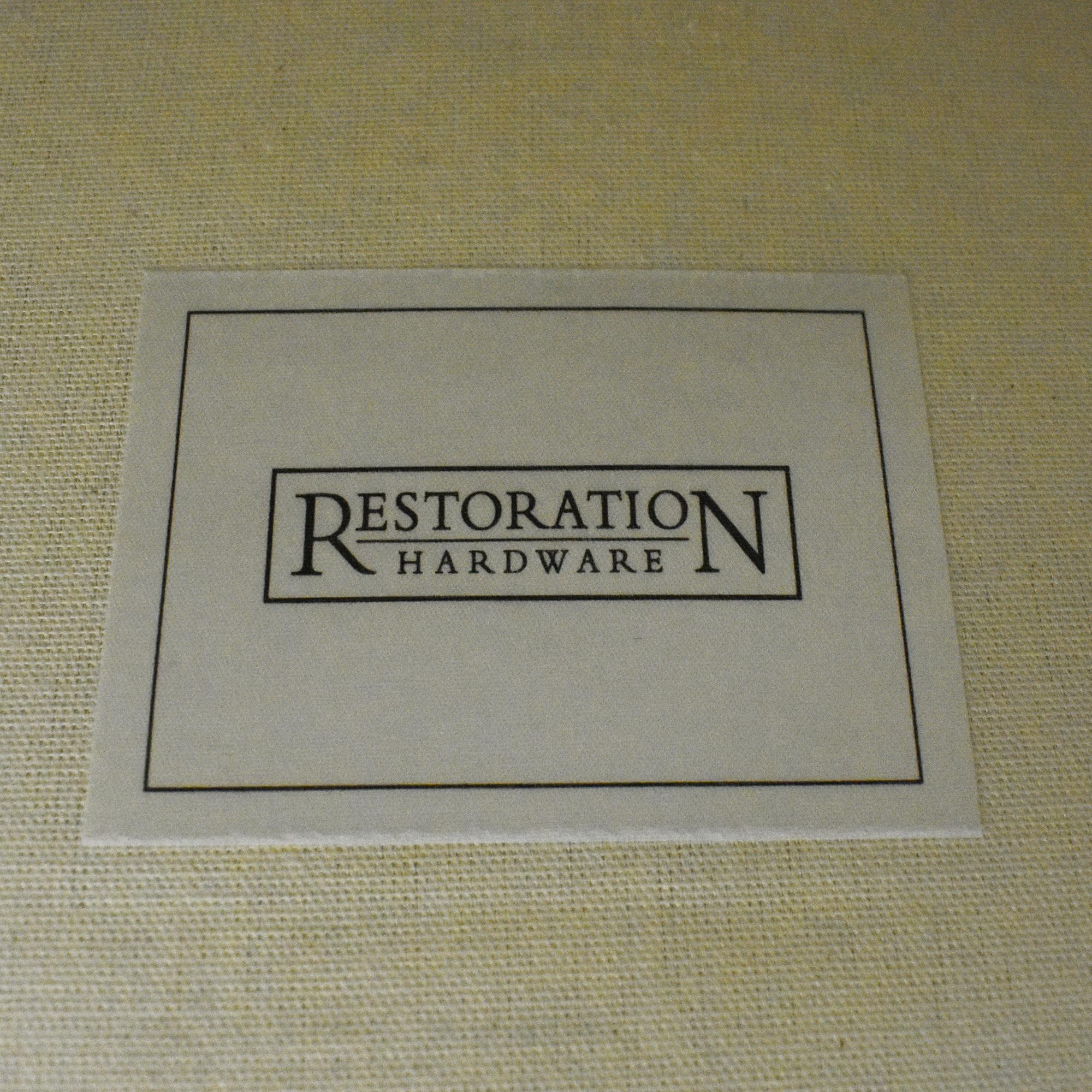 Restoration Hardware Restoration Hardware Skirted Glider  coupon