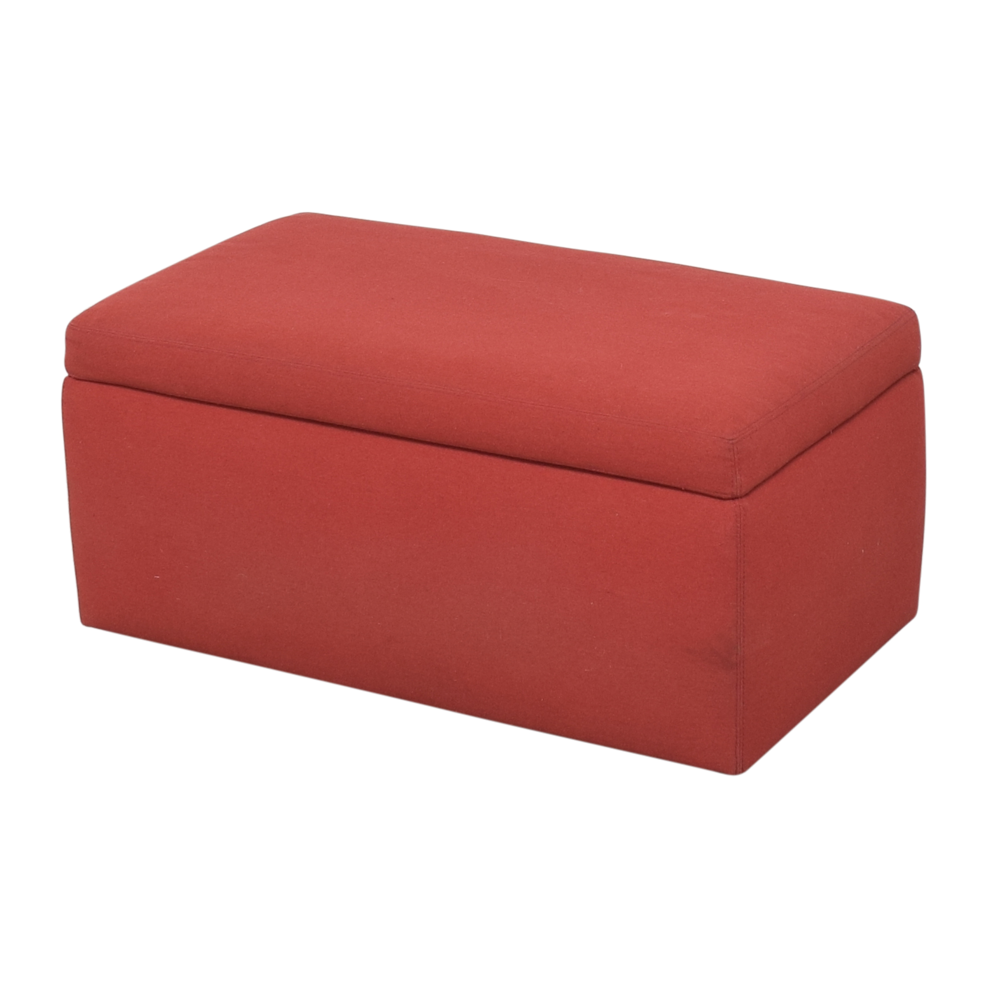 Room & Board Room & Board Tyler Storage Ottoman second hand