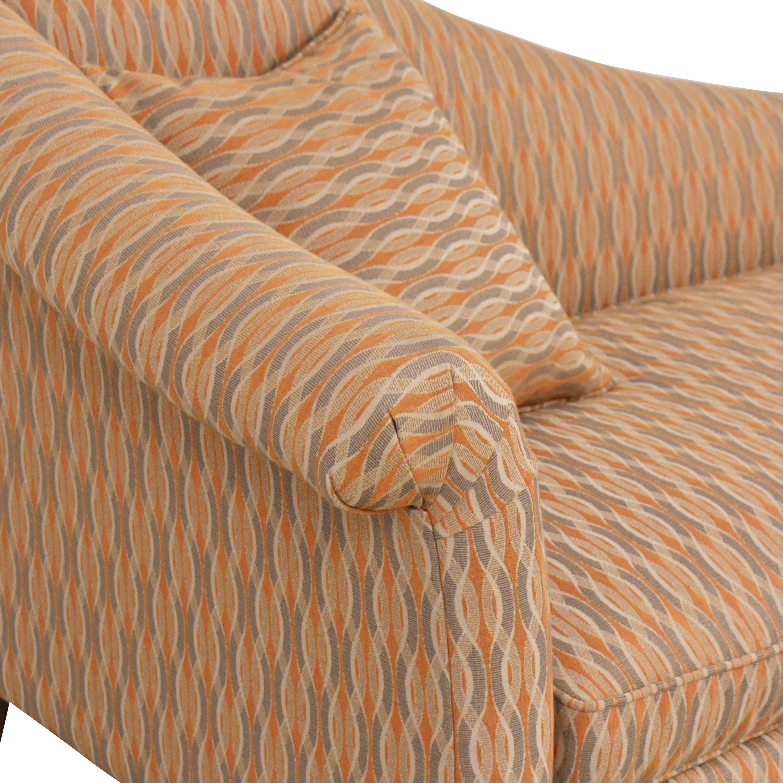 shop Crate & Barrel Chaise Lounge Crate & Barrel