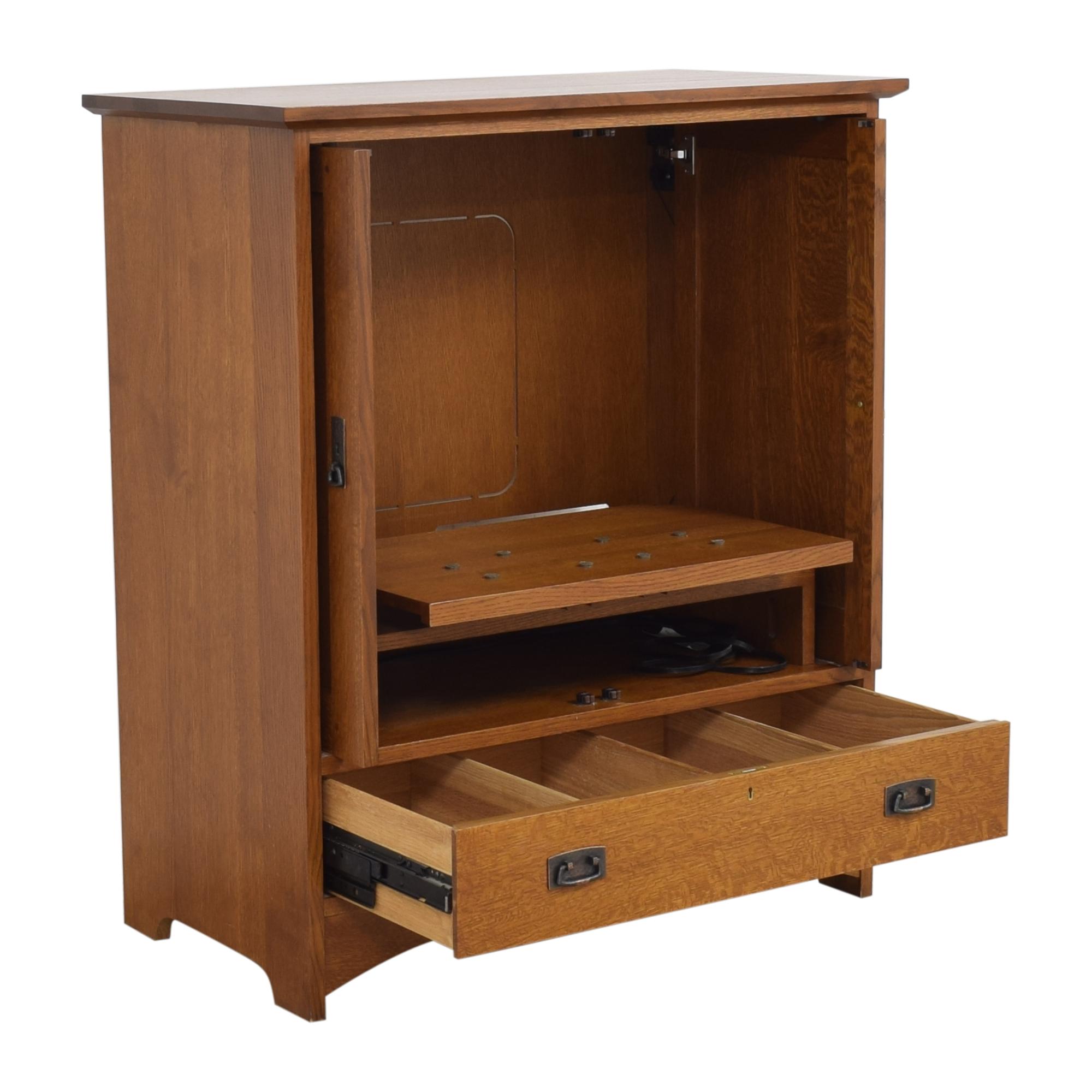 Stickley Furniture Stickley Furniture Media Cabinet ct