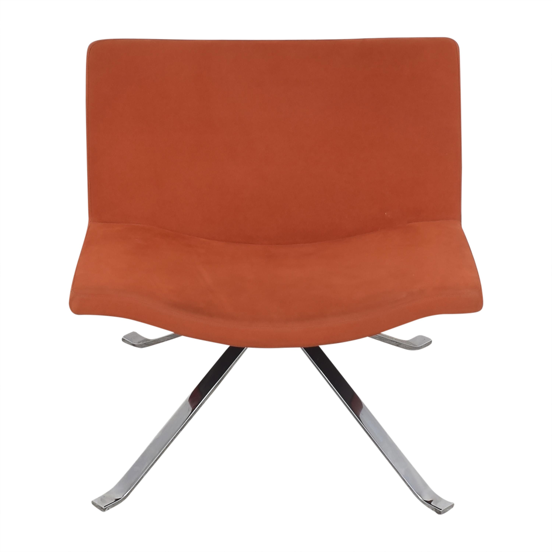 Tonon Tonon Wave Lounge Spider Base Chair