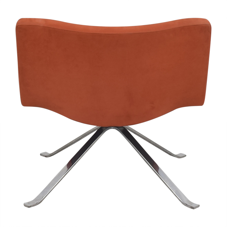 Tonon Tonon Wave Lounge Spider Base Chair ma
