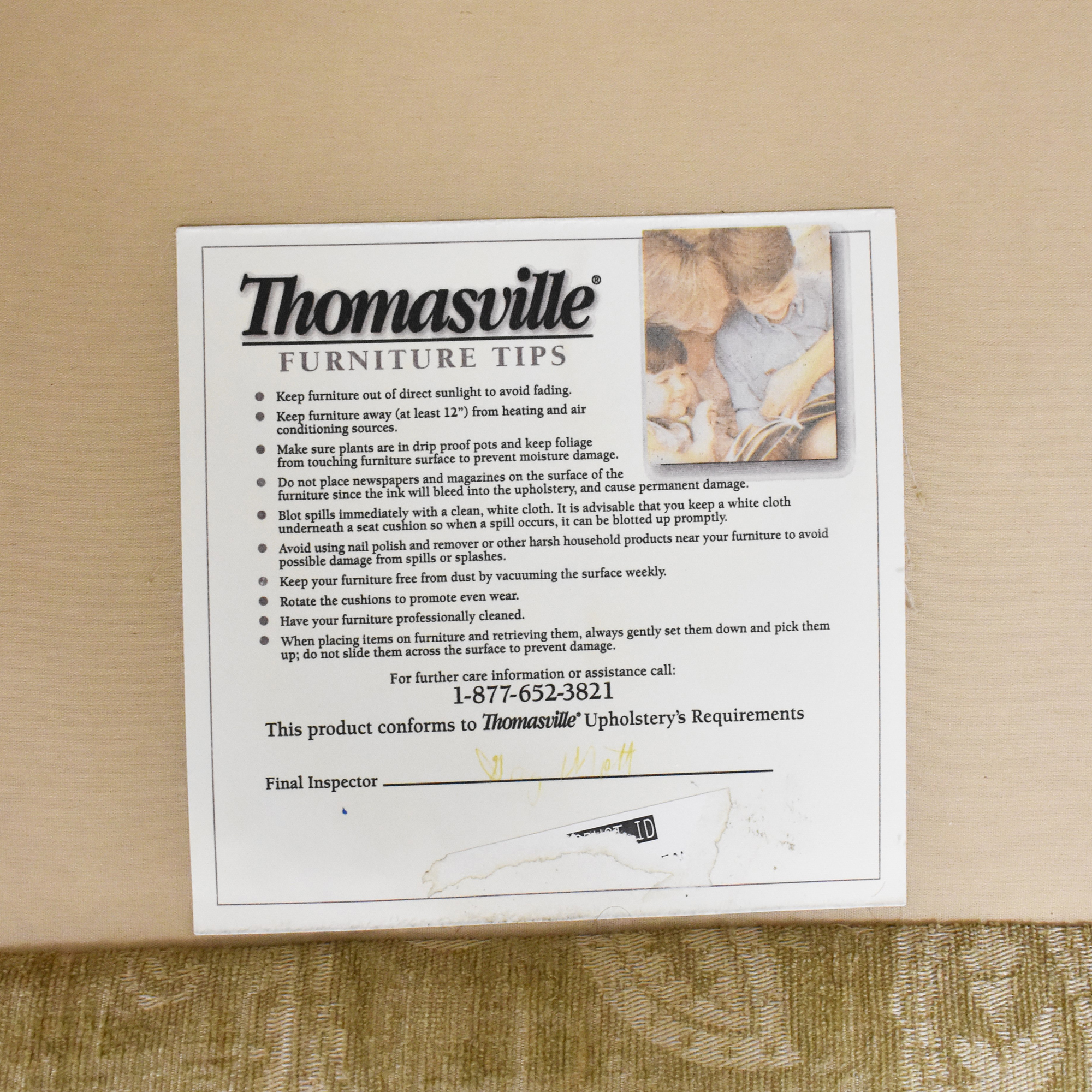 buy Thomasville Wedge Sofa Thomasville Sofas