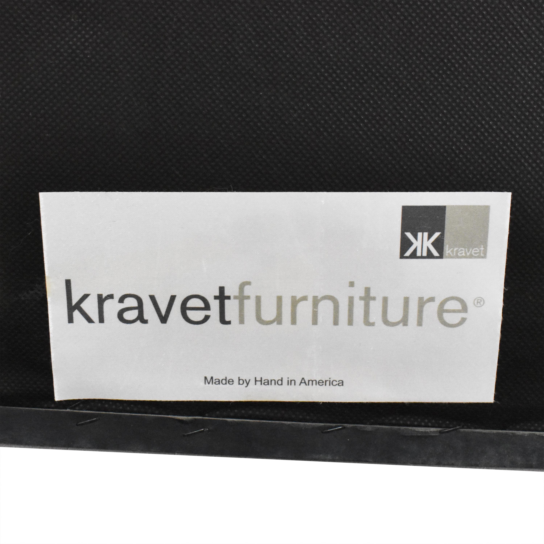 Kravet Kravet Upholstered Ottoman Chairs
