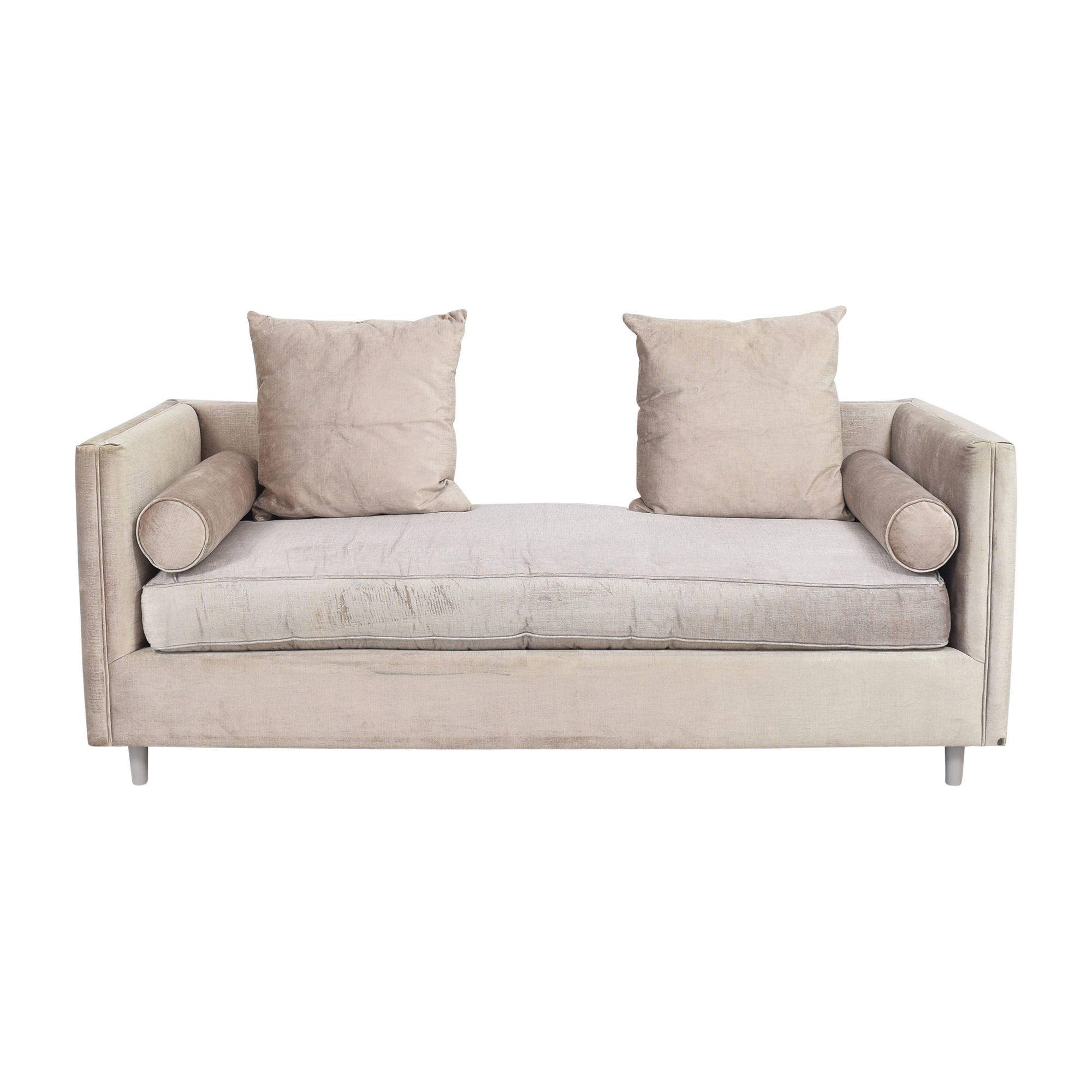 shop Kravet Andante Plain Recamier Kravet Sofas