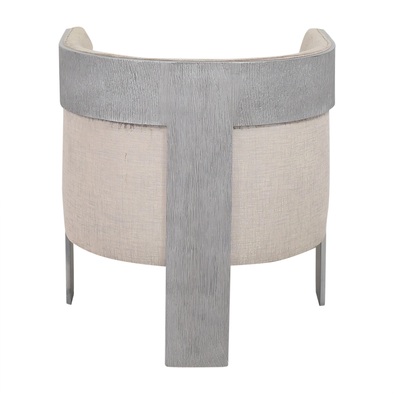 buy Bernhardt Cosway Modern Barrel Chair Bernhardt Accent Chairs