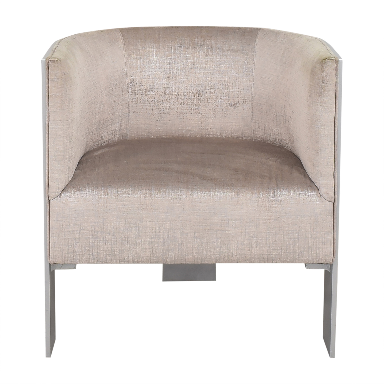 Bernhardt Bernhardt Cosway Modern Barrel Chair discount