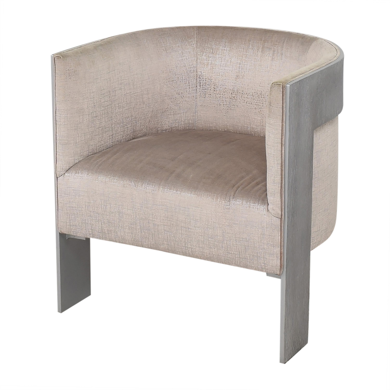 Bernhardt Bernhardt Cosway Modern Barrel Chair Chairs
