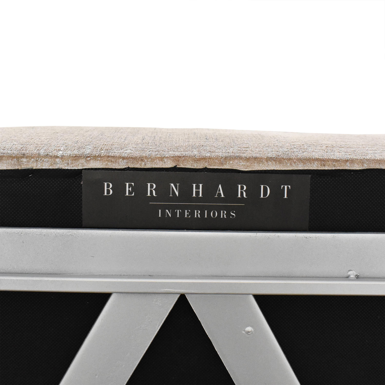 shop Bernhardt Cosway Modern Barrel Chair Bernhardt