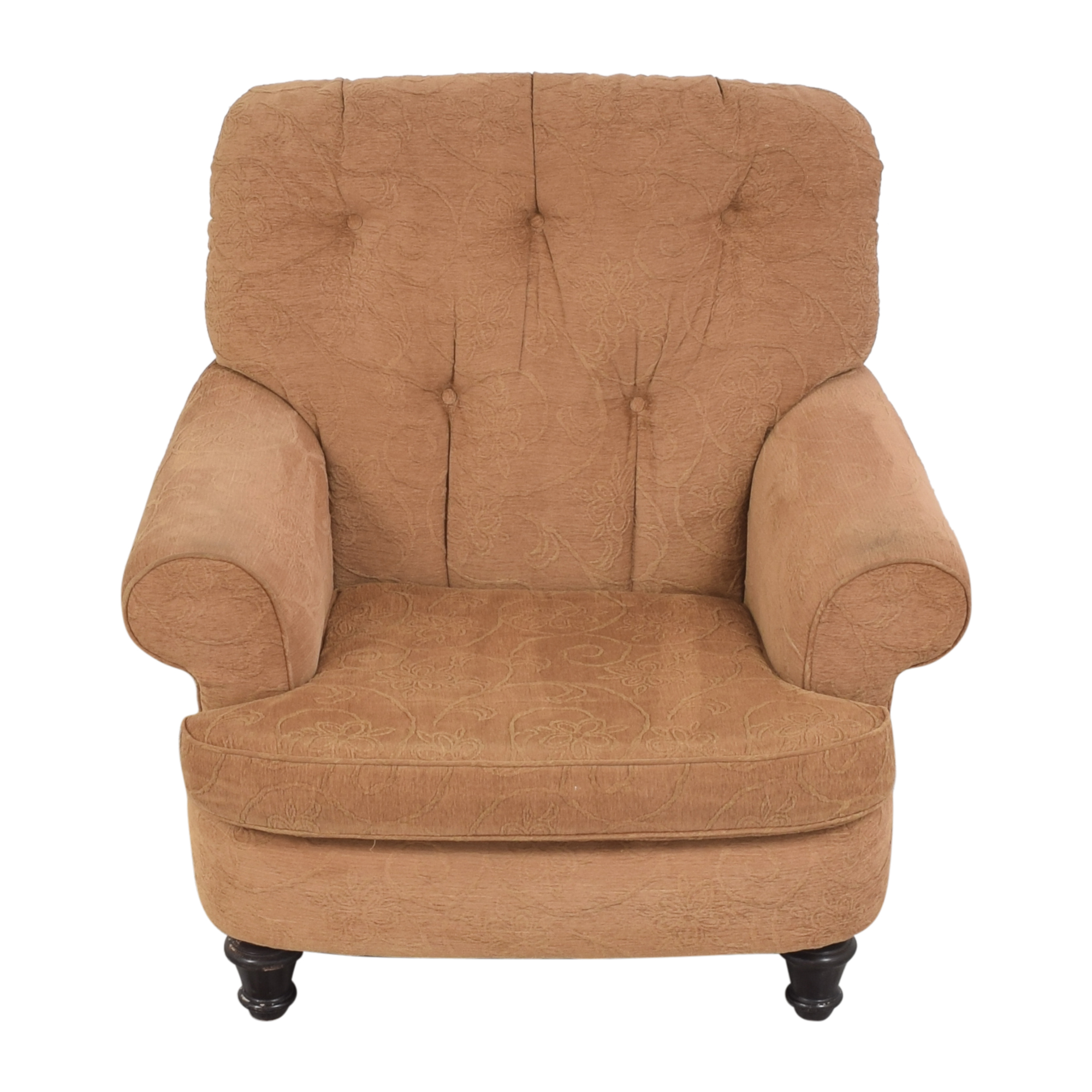 Oversized Roll Arm Accent Chair / Accent Chairs