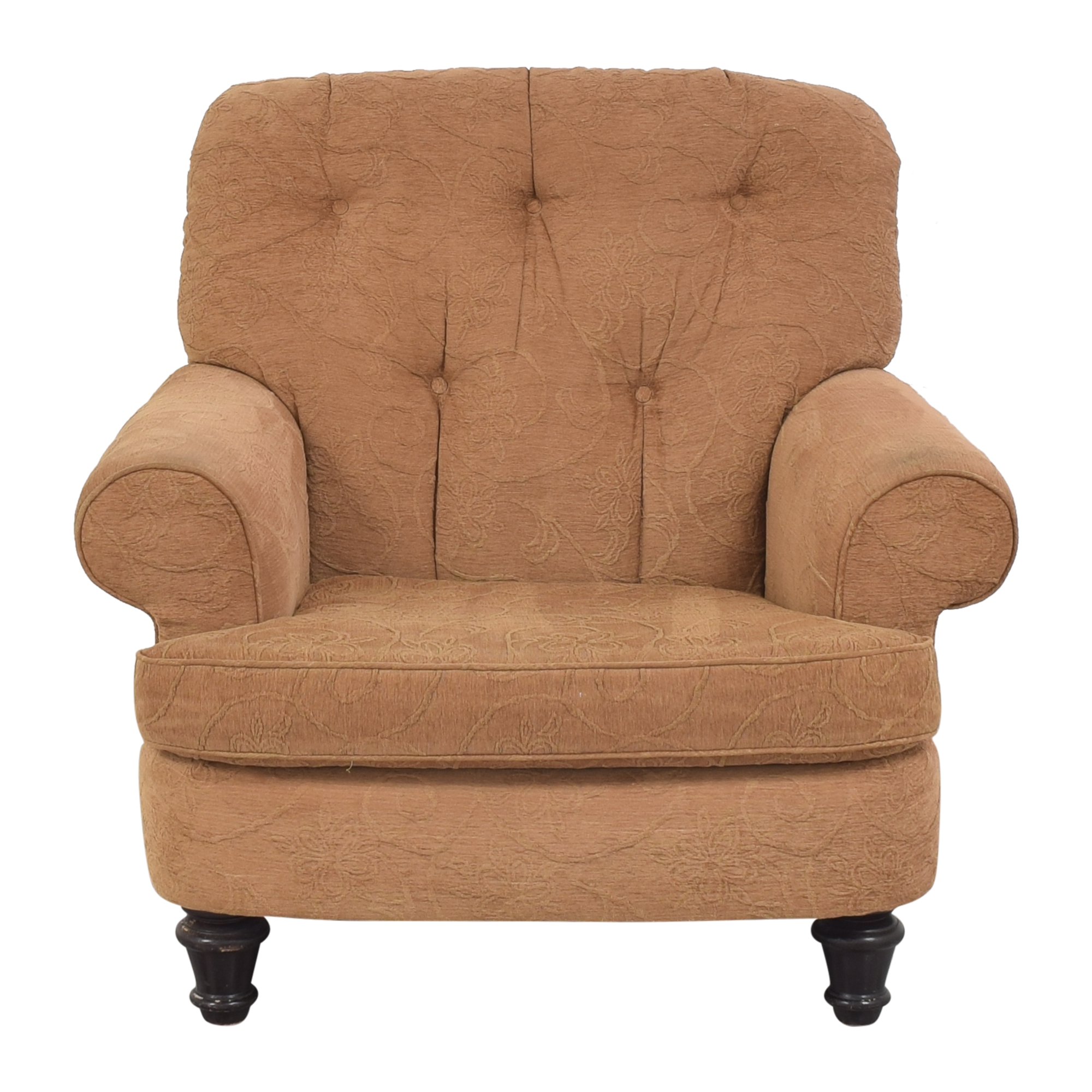 Oversized Roll Arm Accent Chair coupon