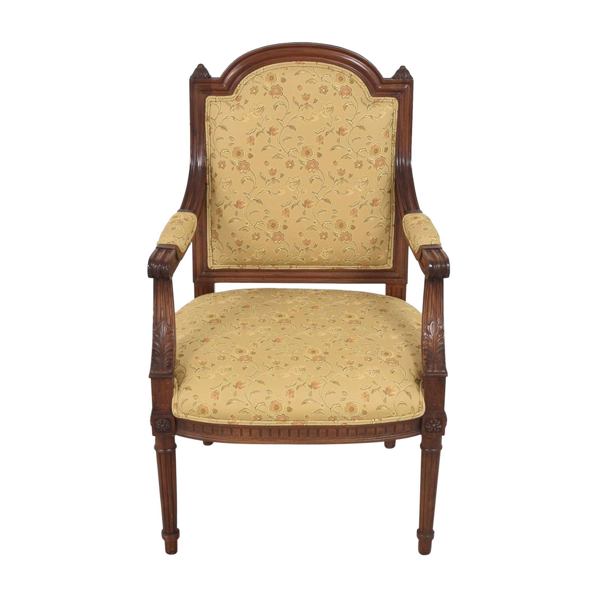 buy Custom Dining Arm Chair  Accent Chairs