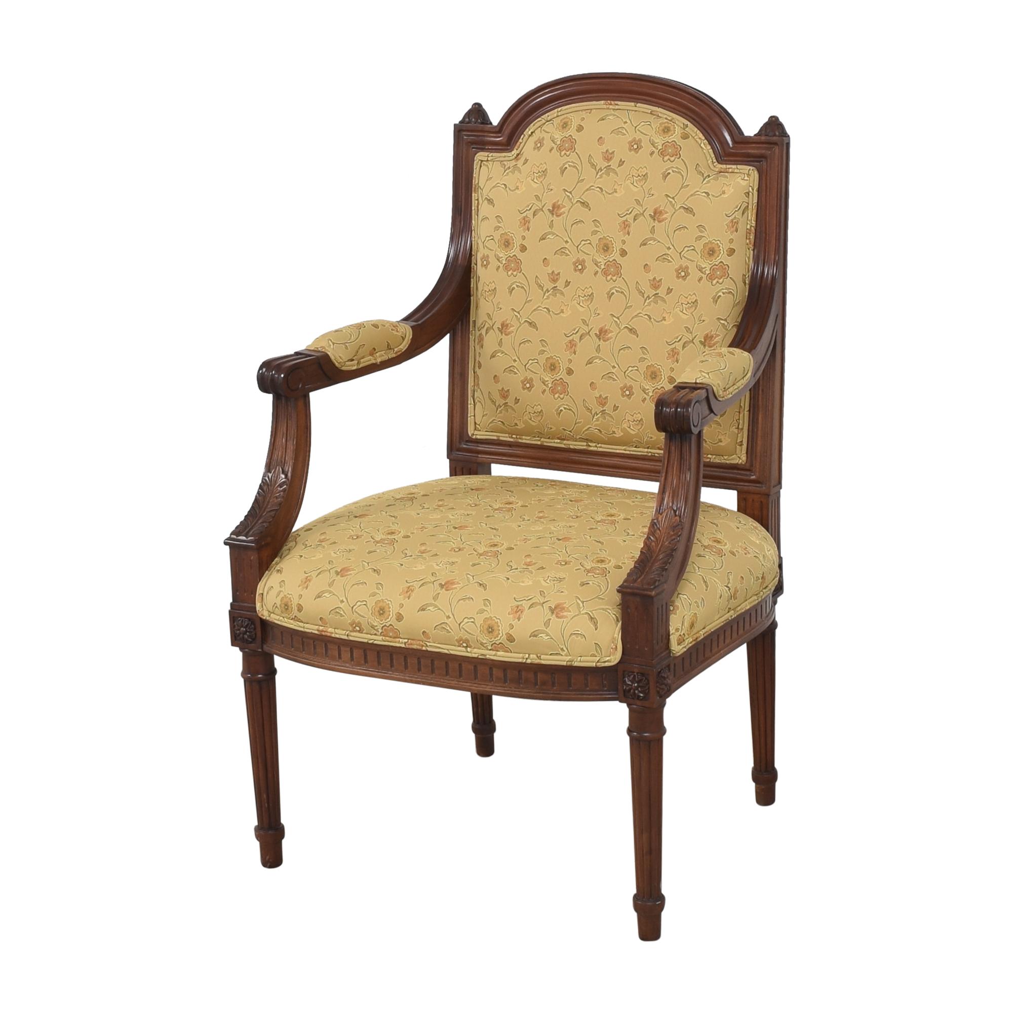 Custom Dining Arm Chair ct
