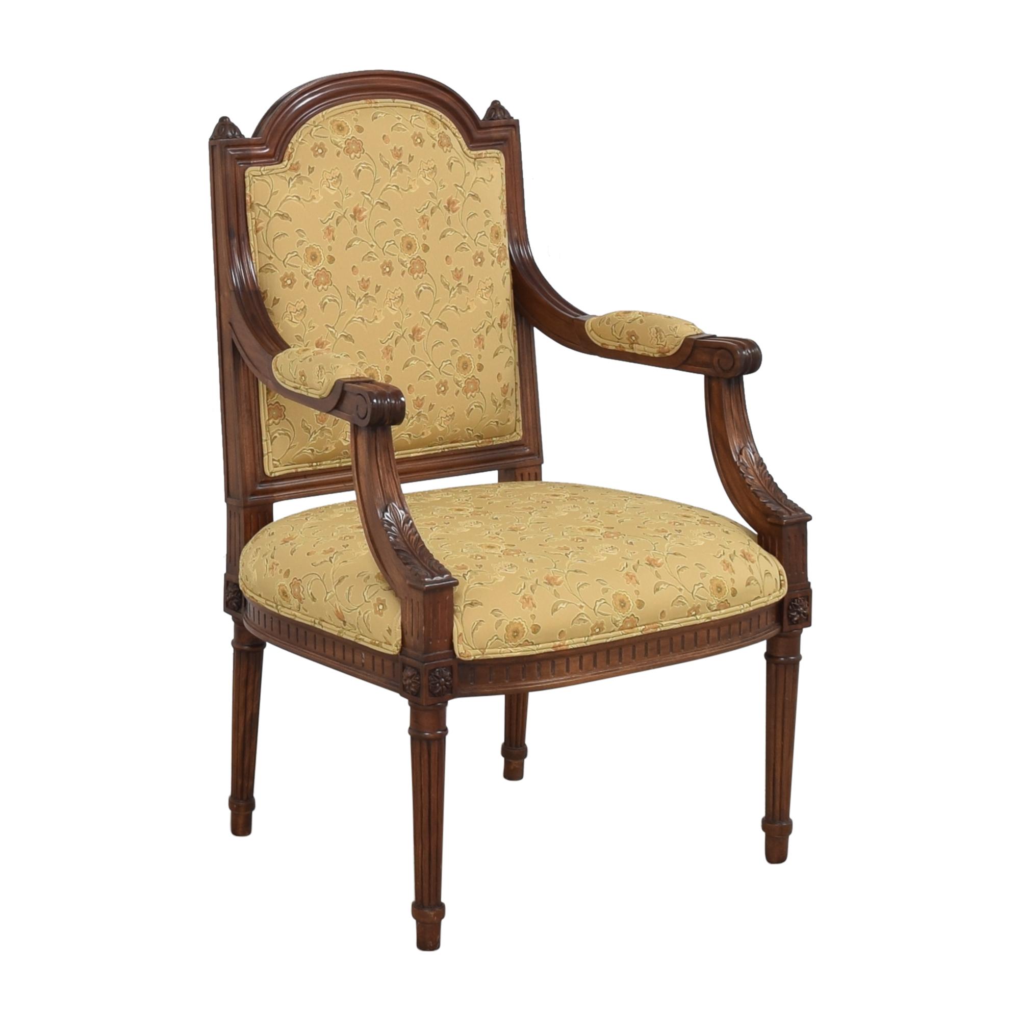 Custom Dining Arm Chair dimensions