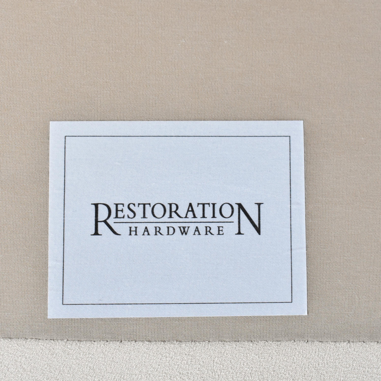 Restoration Hardware Keaton Sectional Sofa by Mitchell Gold + Bob Williams sale